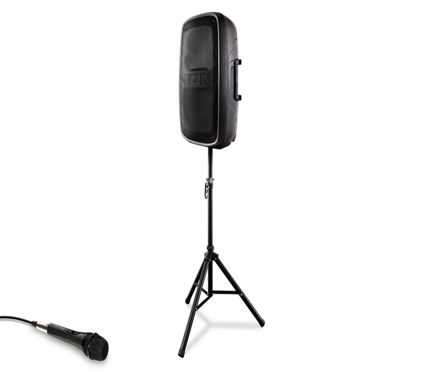The Total PA Pro packs a punch with 400 watts of power. Along with being bluetooth compatible the Total PA Pro is ready to take your event to a new level. Includes microphone.