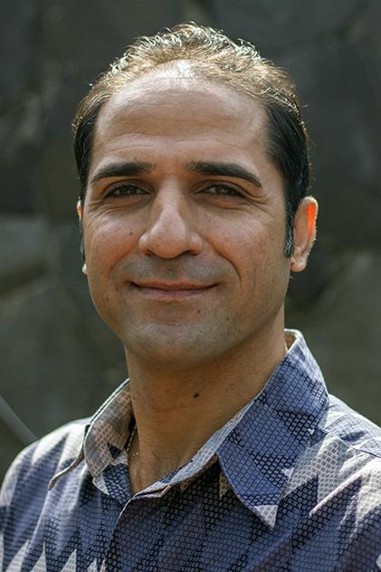 Naser Aran (Masoud) - Roshan Founding Member & Finance ManagerIran