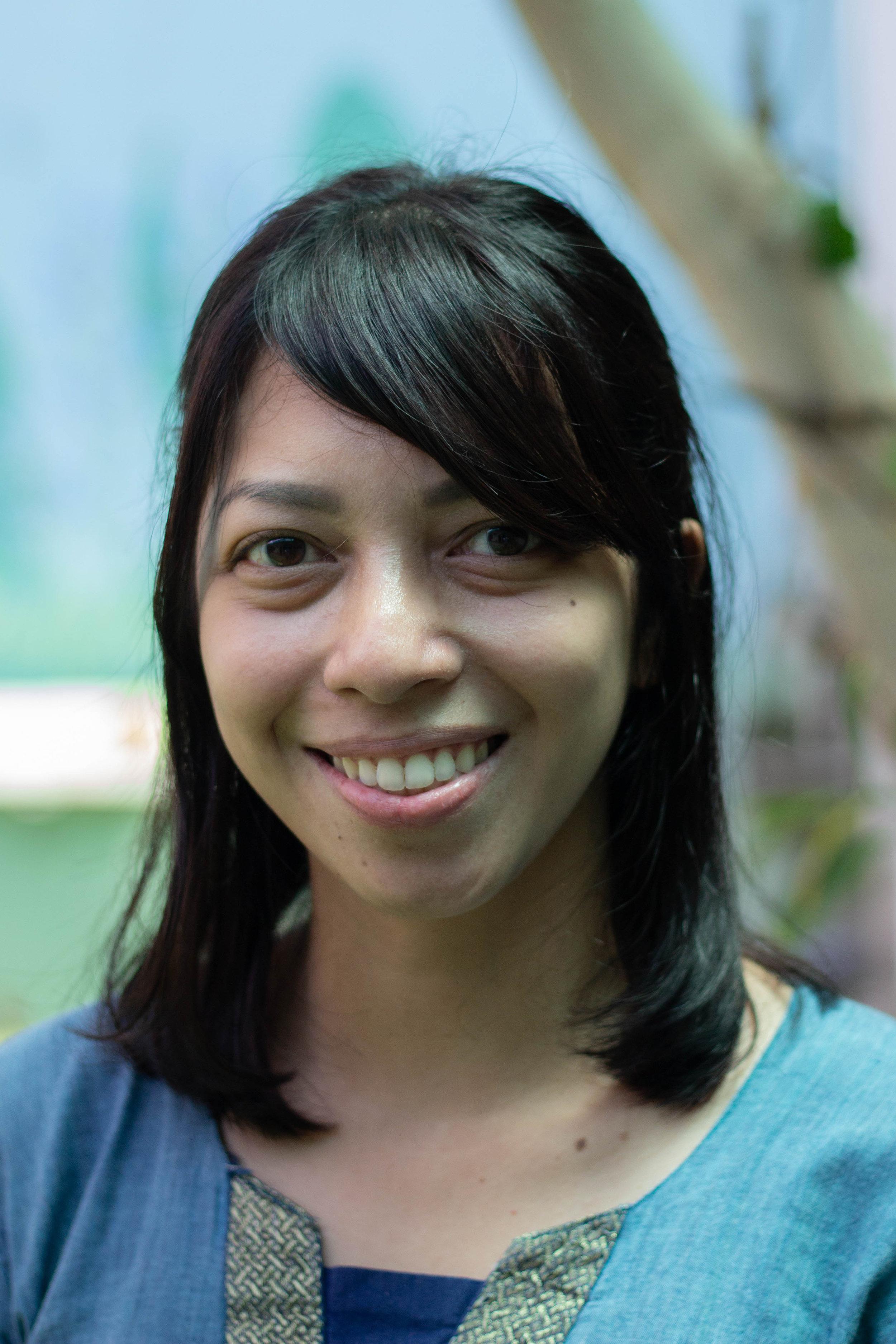 Ariane Alana - Lead Teacher & Training CoordinatorIndonesia