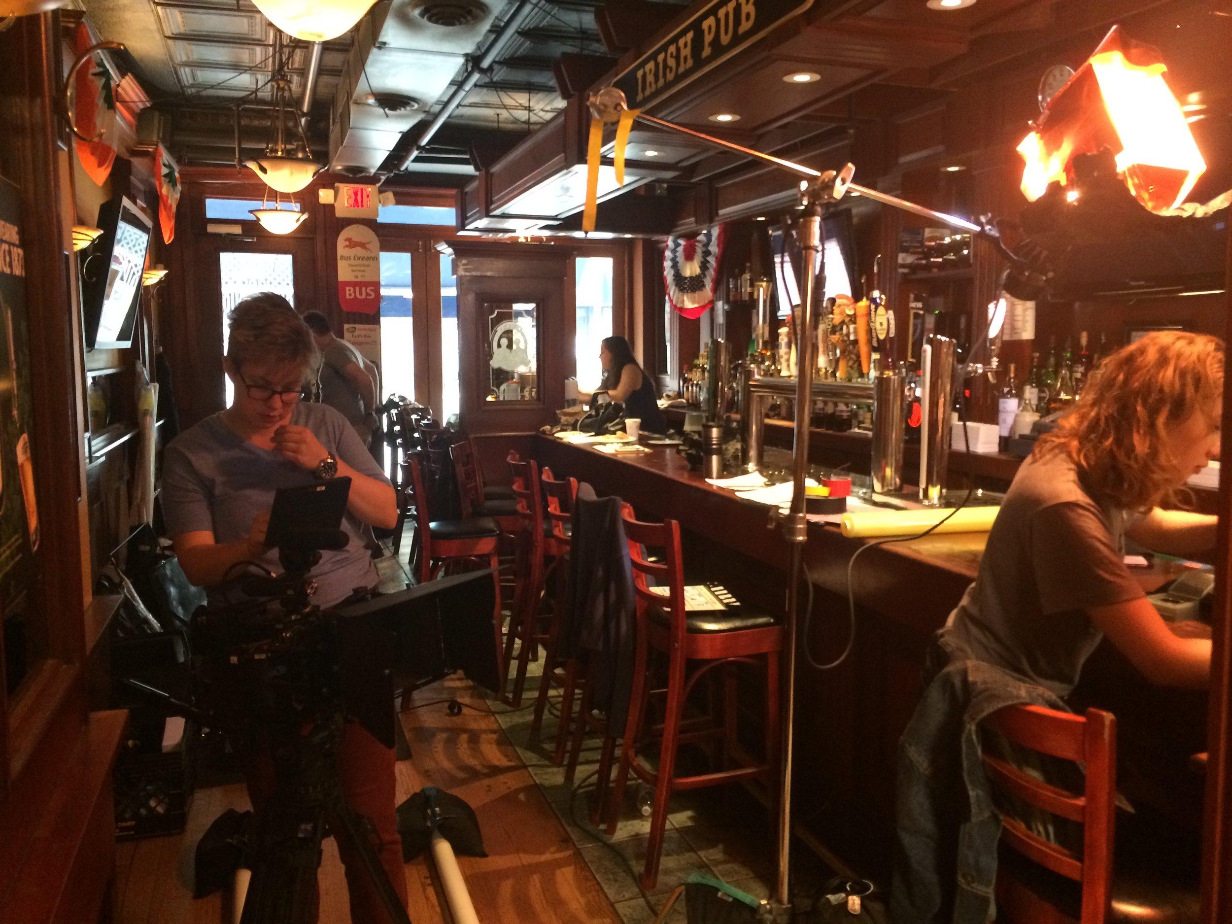 Amy Obarski in Bar Scene.JPG