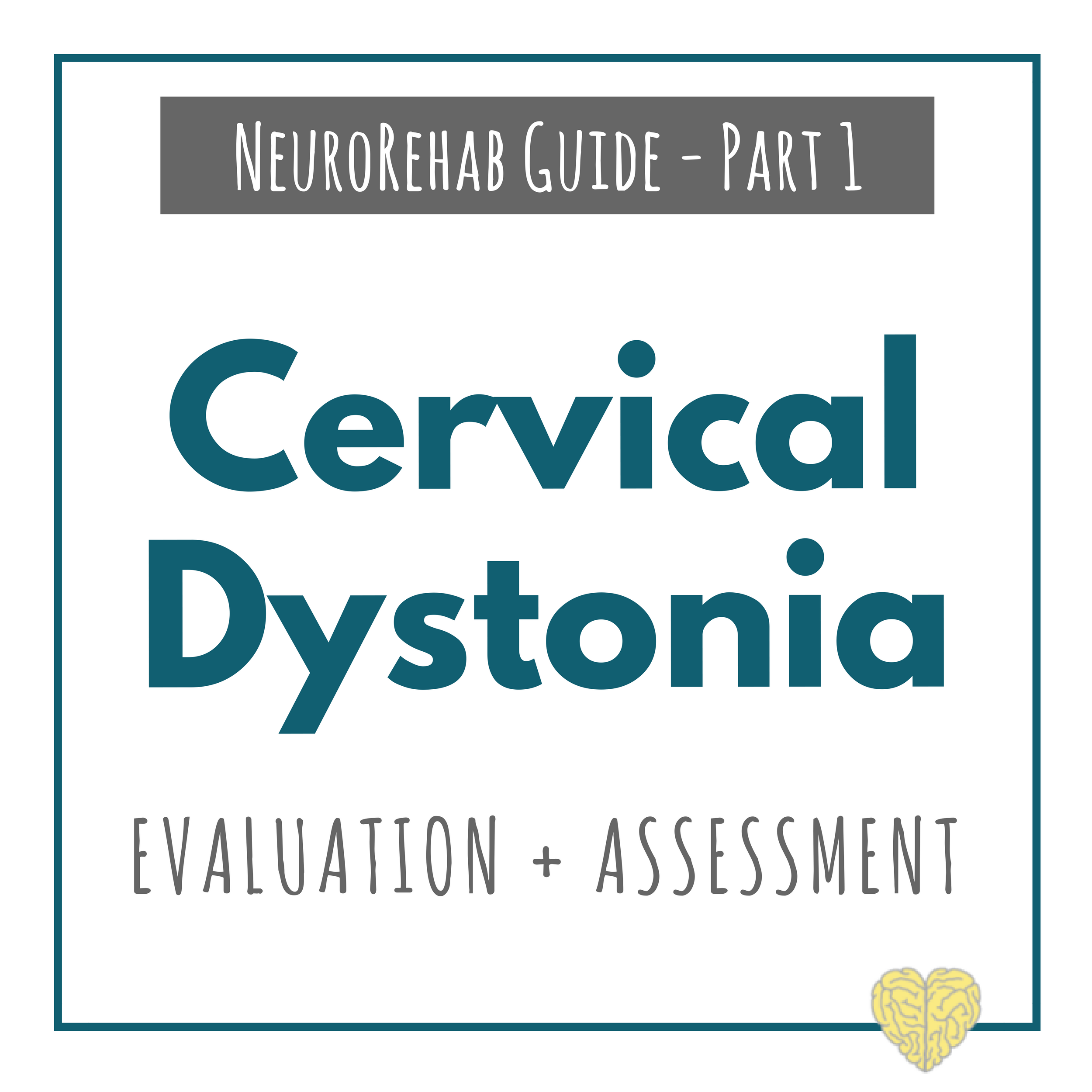 How to treat Cervical Dystonia as a physical therapist
