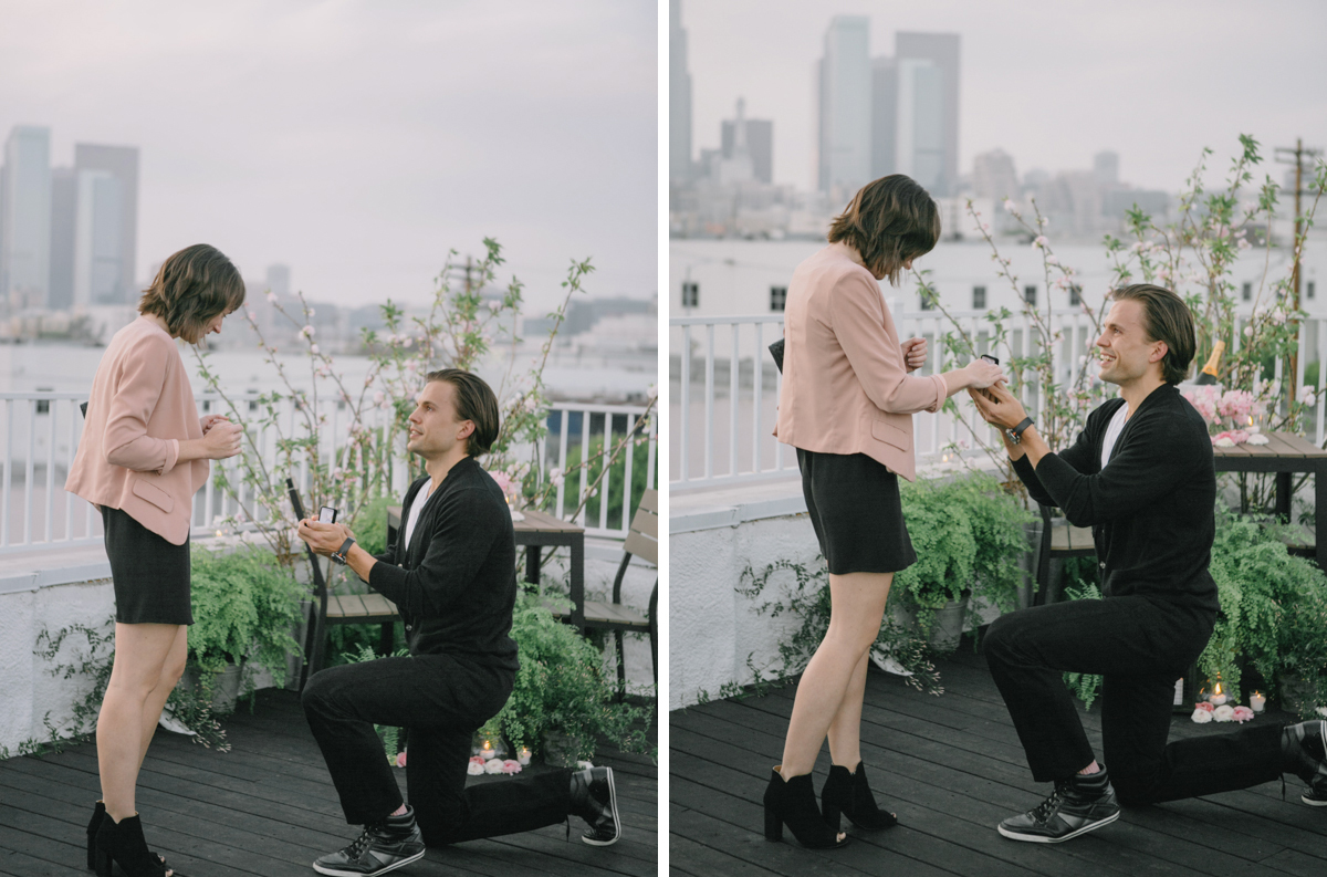 Los Angeles Skyline Proposal - For the Love of It - Haley and Joseph-004.jpg