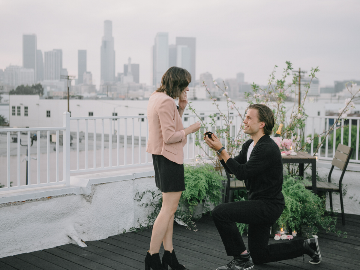 Los Angeles Skyline Proposal - For the Love of It - Haley and Joseph-005.jpg