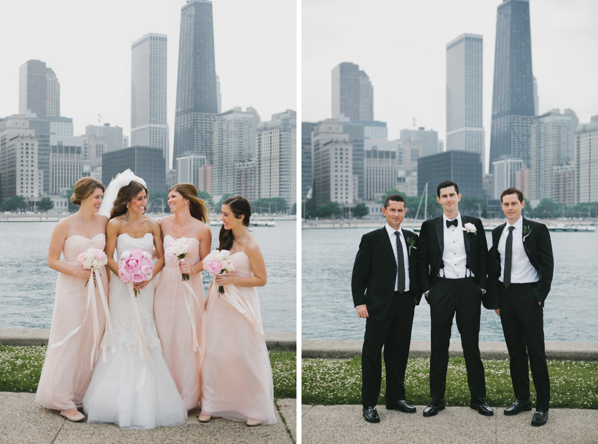 Holy Name Cathedral and Public Hotel Wedding Chicago Illinois - Kelly and Brian-013.jpg