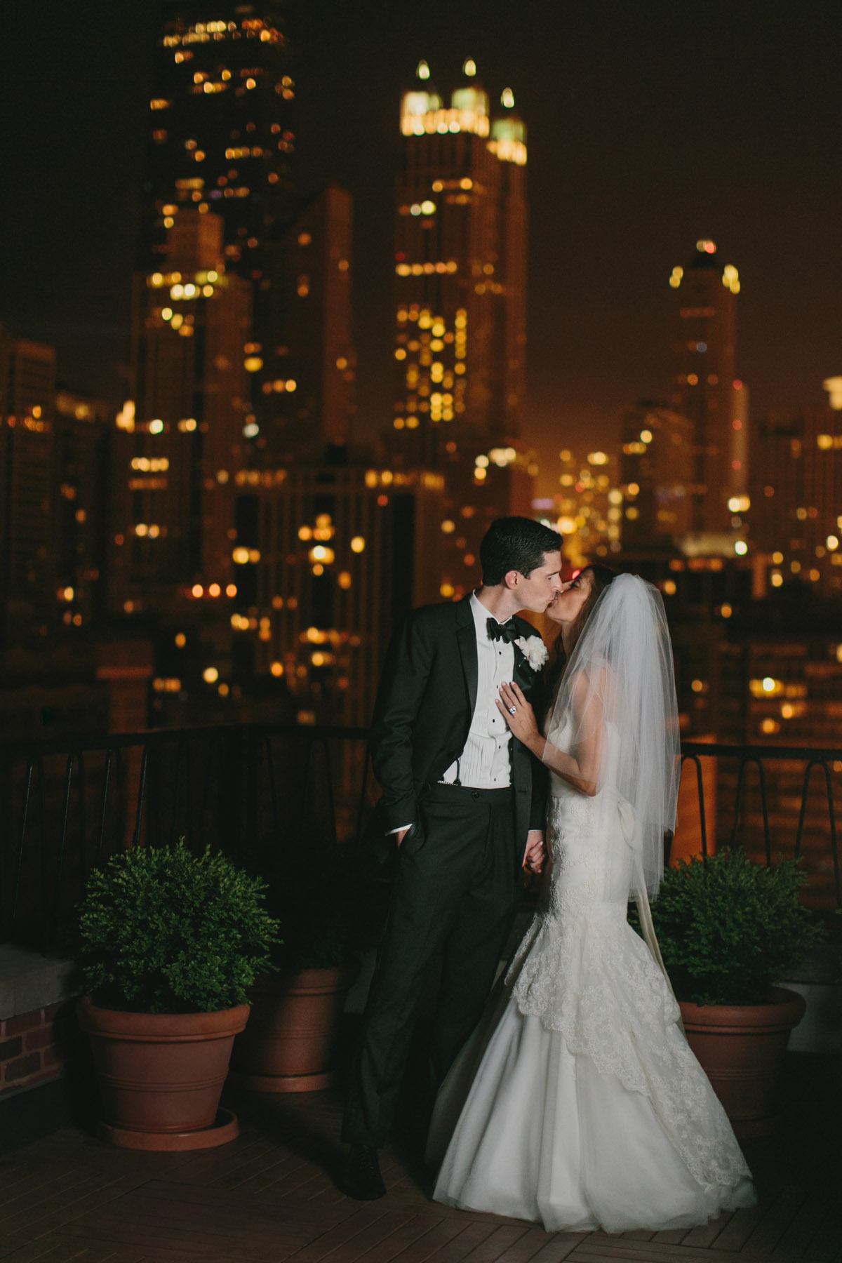 Holy Name Cathedral and Public Hotel Wedding Chicago Illinois - Kelly and Brian-034.jpg