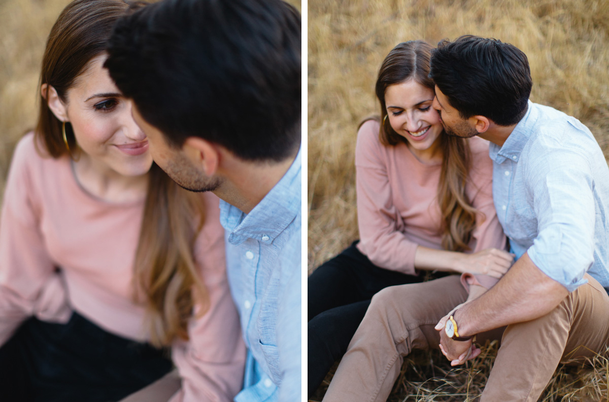 Griffith Park Los Angeles Engagement Session - For the Love of It-008.jpg