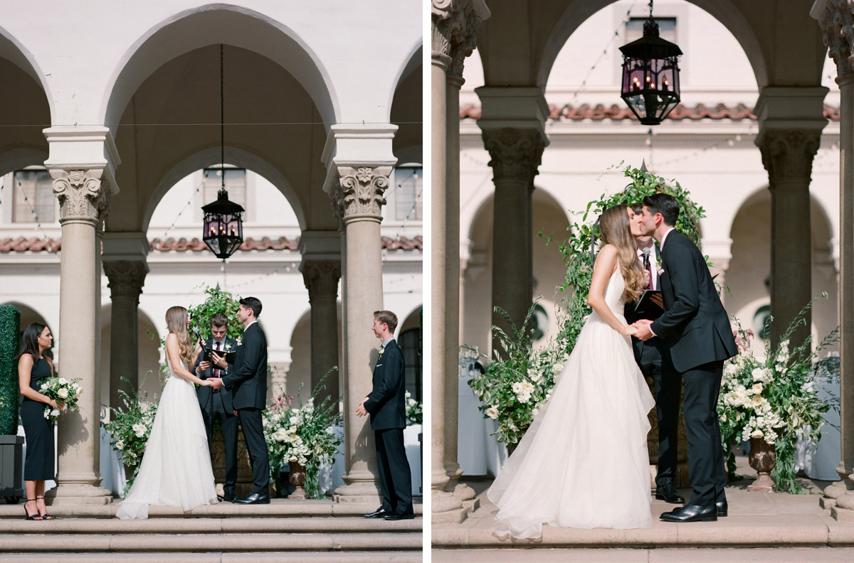 Pasadena California Atheneum Film Wedding Photography - For the Love of It-022.jpg