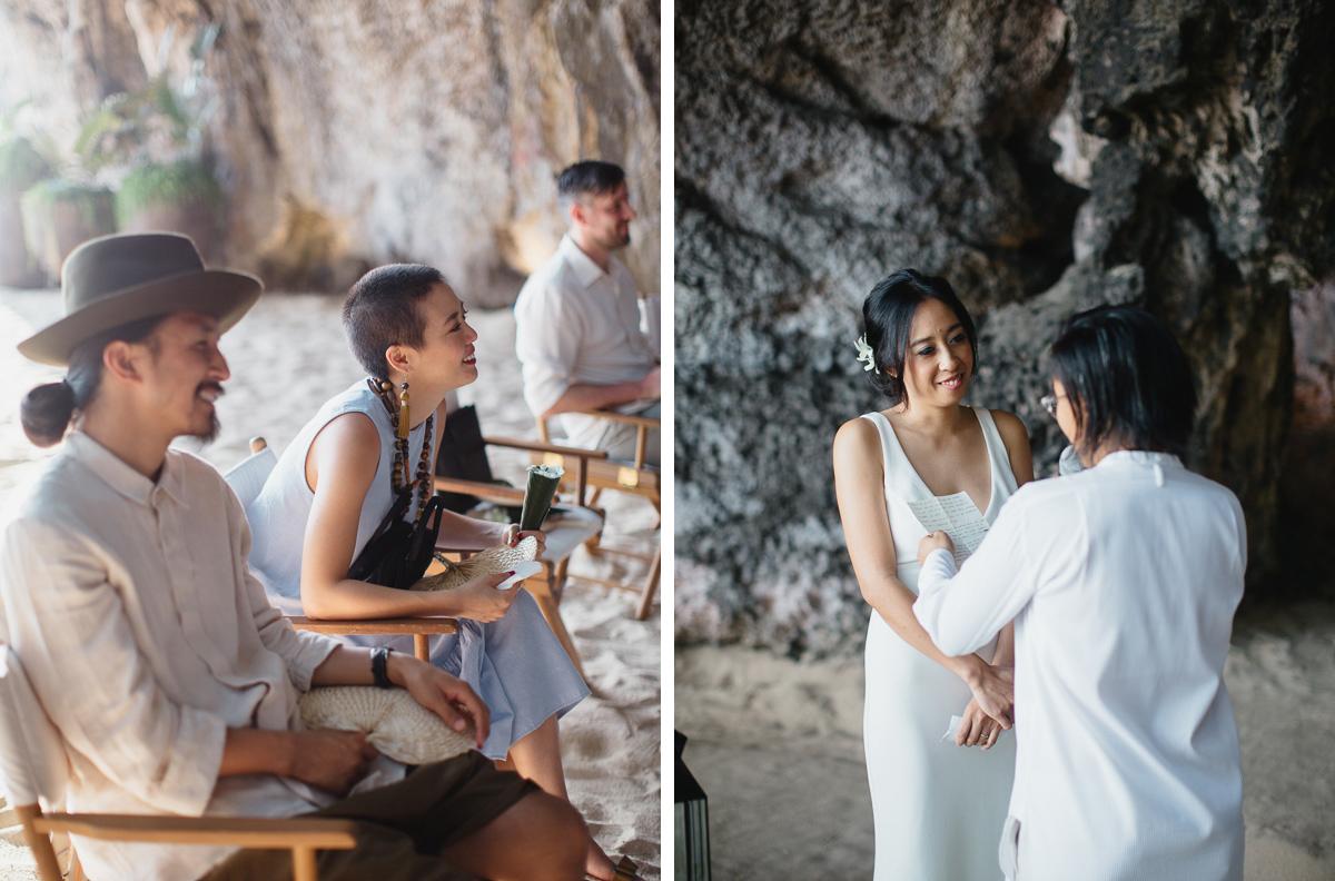 Railay Beach Rayavadee Krabi Thailand Wedding by For the Love of It-14.jpg