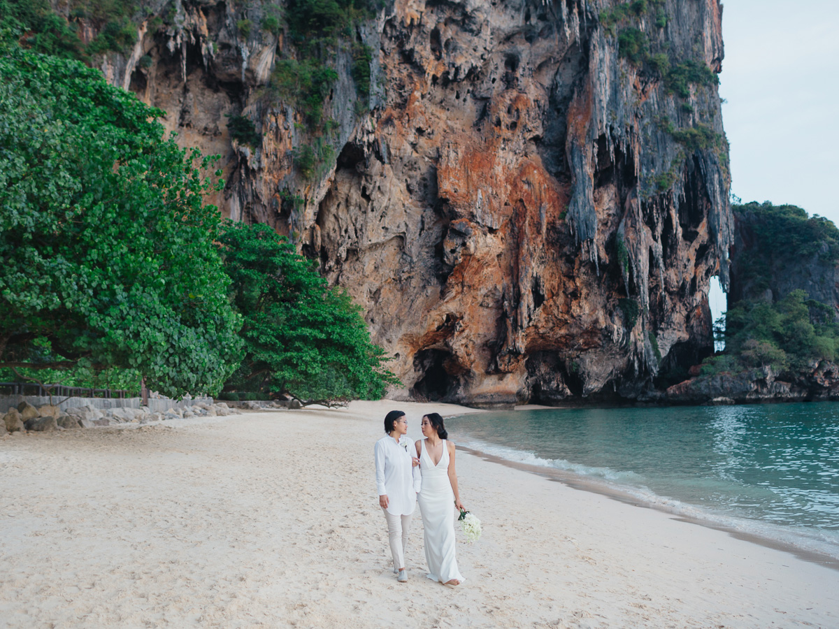 Railay Beach Rayavadee Krabi Thailand Wedding by For the Love of It-19.jpg