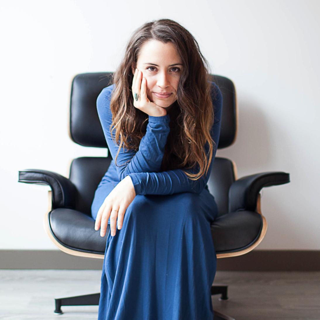 Amanda Rickenbach - Publisher & Creative Director