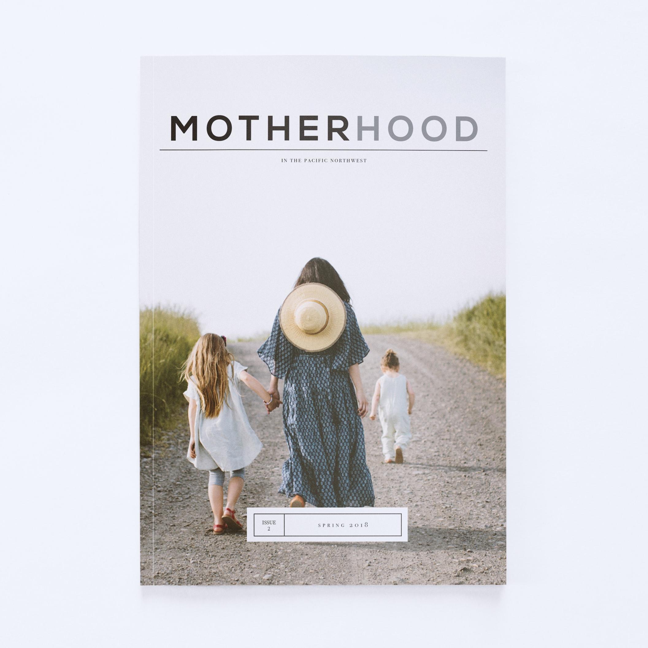 Motherhood Magazine Issue Two Coverc.jpg