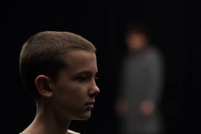 Millie Bobby Brown appears in a scene from Stranger Things. | IMAGE courtesy of NETFLIX