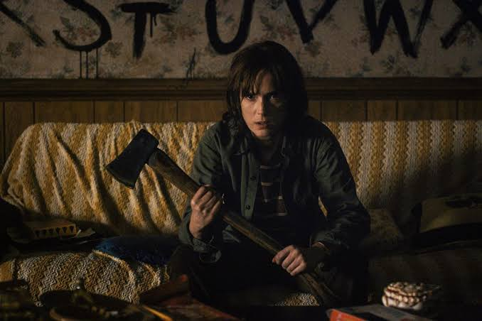 Winona Ryder appears in a scene in Stranger Things. | IMAGE courtesy of NETFLIX