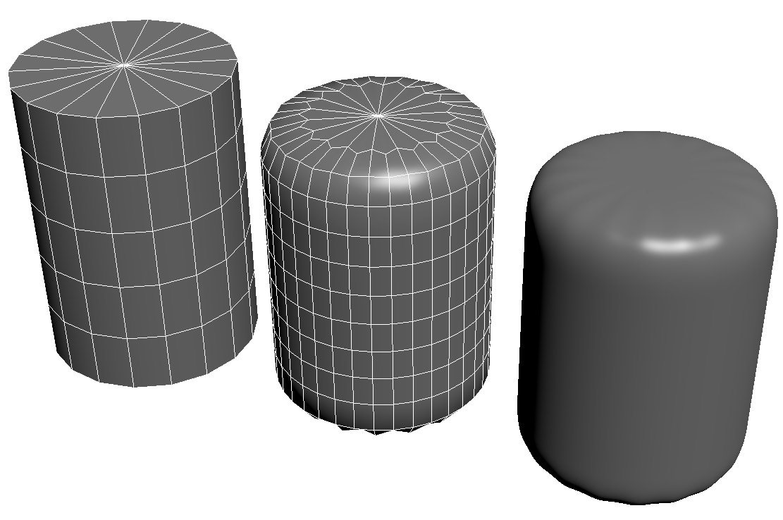 Triangulated Cylinder Cap