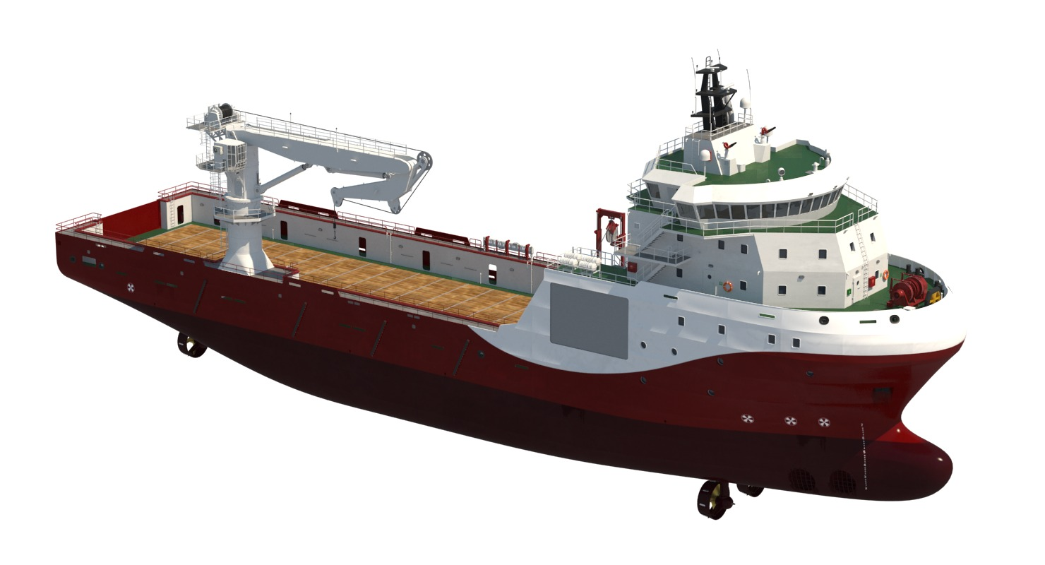 OSCV Offshore Subsea Construction Vessel