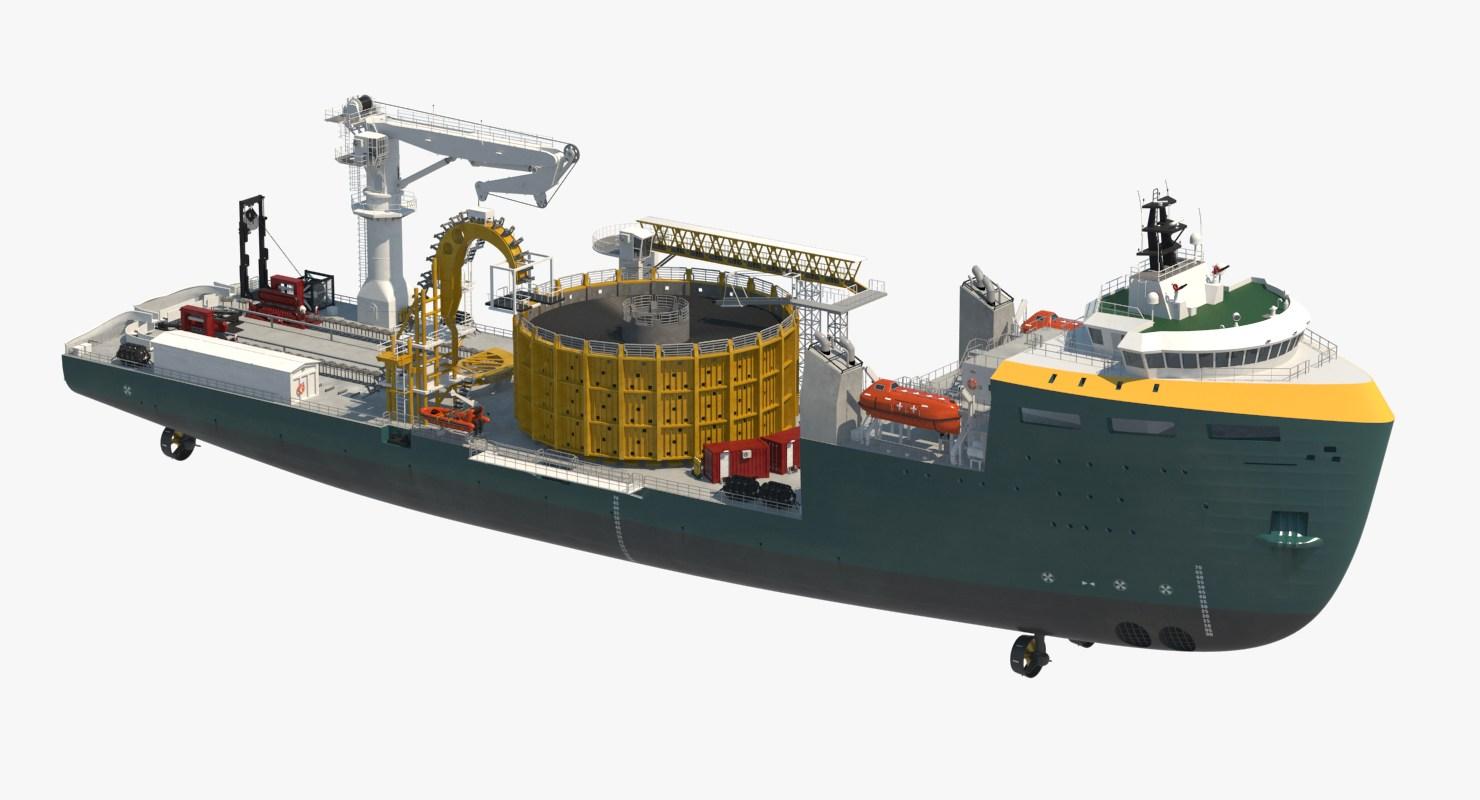 Cablelay Vessel