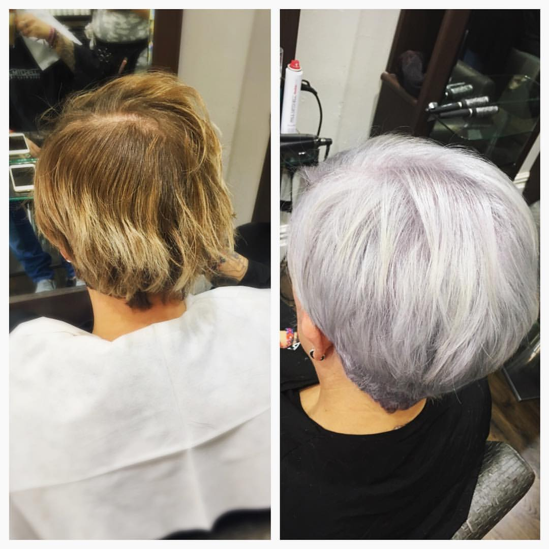 A metallic make-over by Jessica at RD Leigh