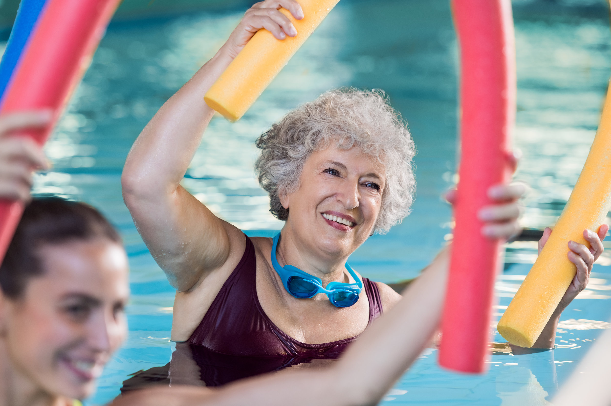 Flexibility and Mobility As You Age Image