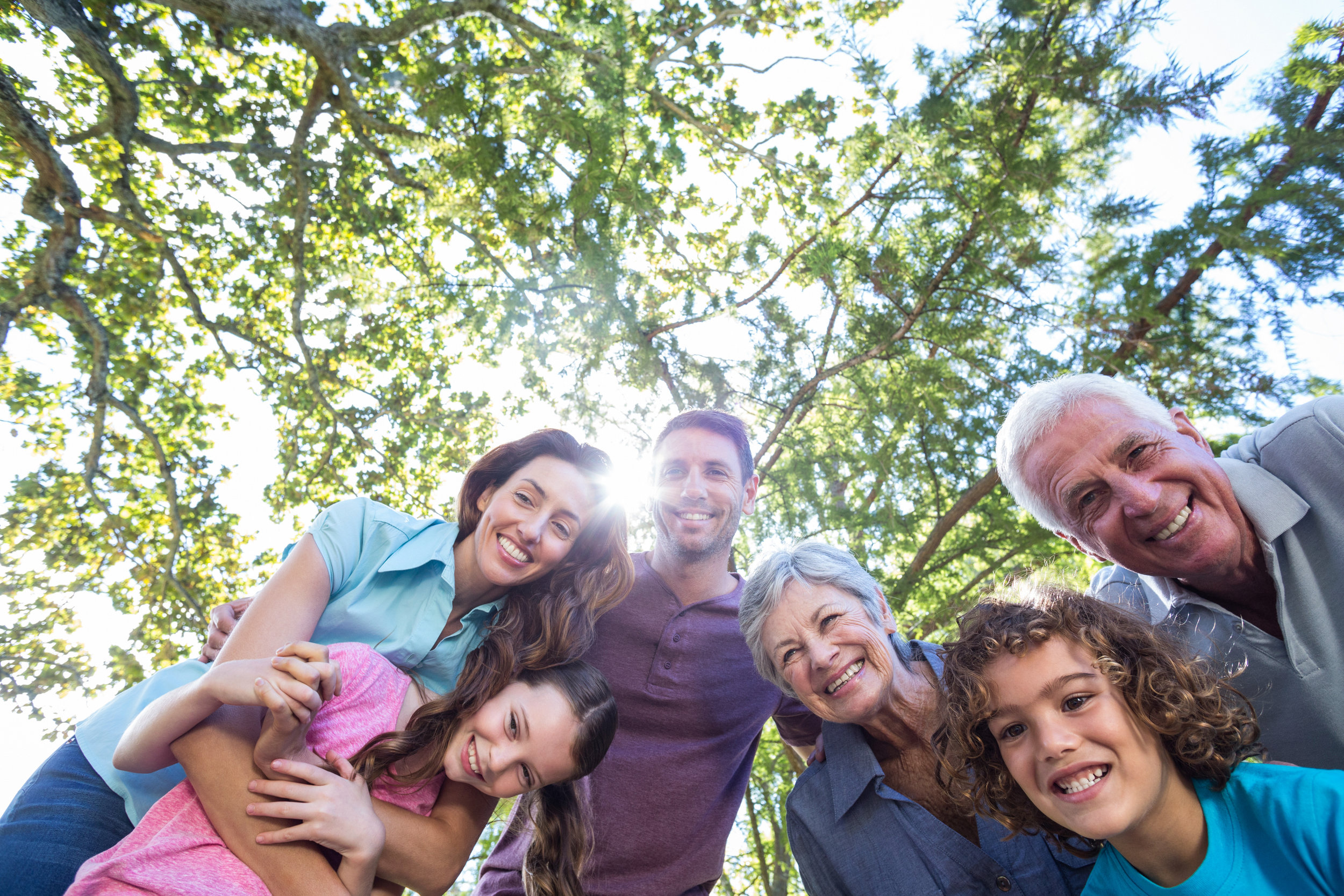 Many Families, One Community Event