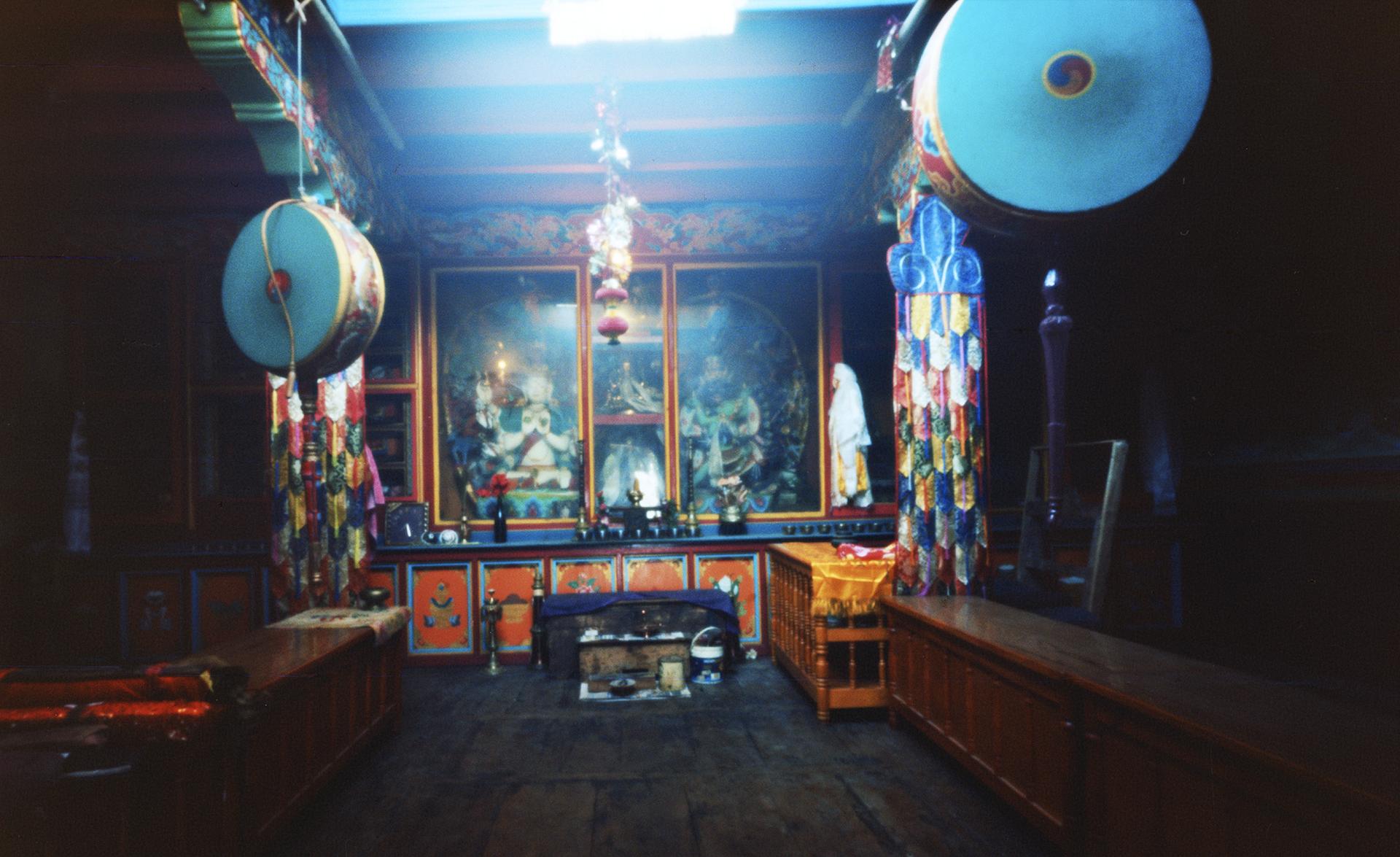 Thini Monastery, Mustang, Nepal, 2012