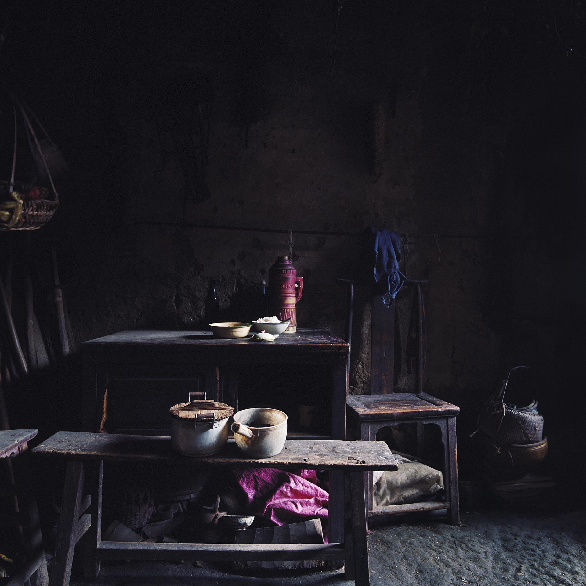 Fujian, Yongding  grandfather