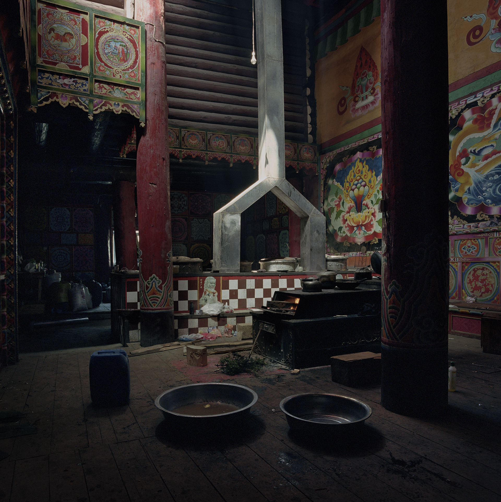Sichuan, Xinlong - Ya Wo