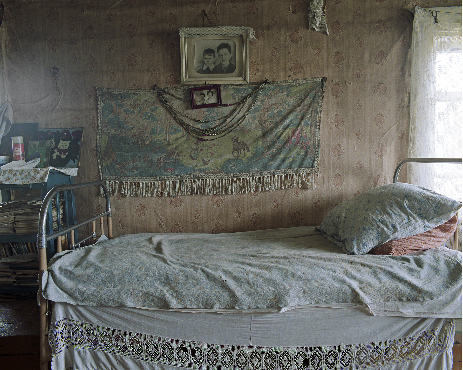 Paanajärvi - Palaga's bed
