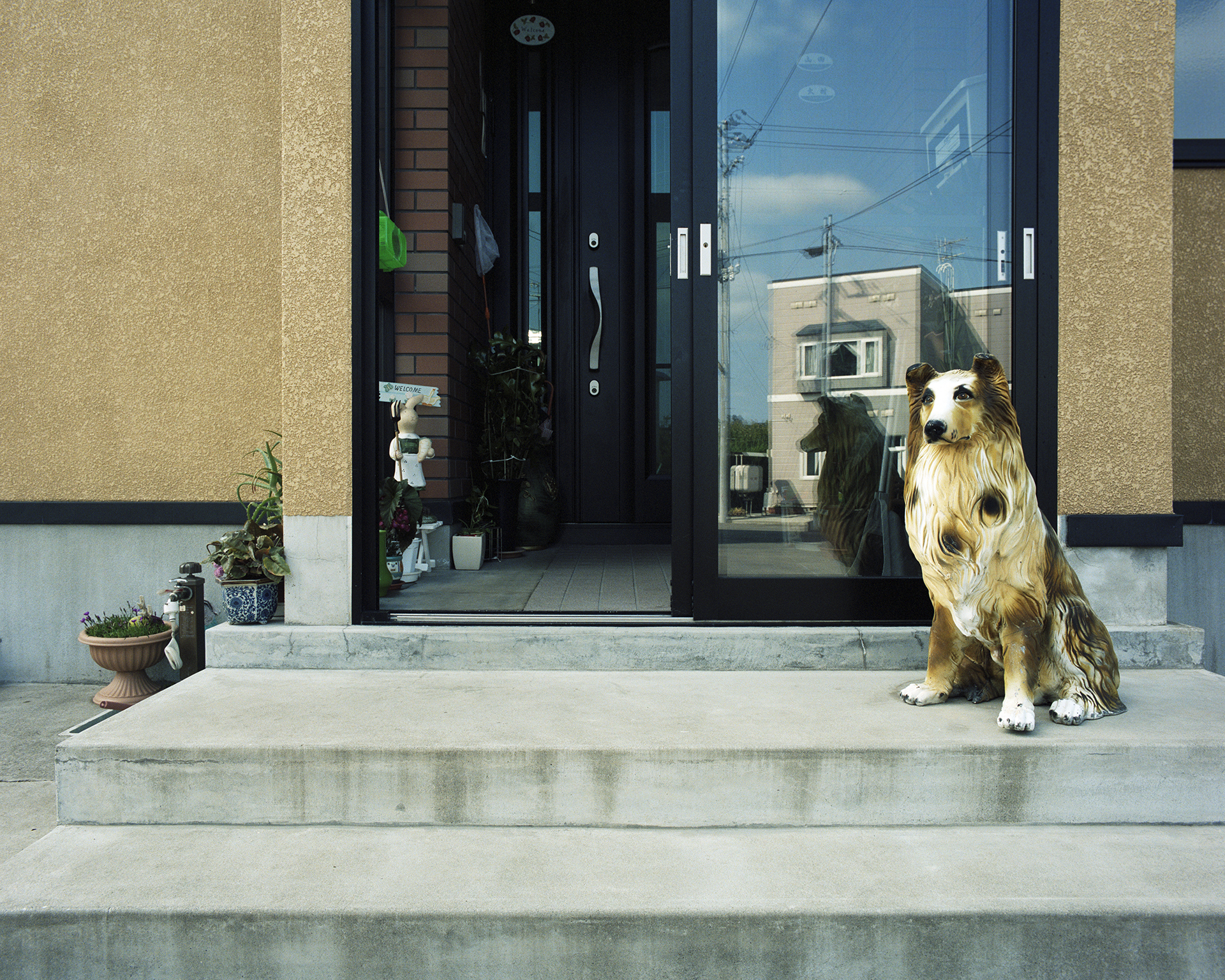 Aomori, A warm welcome.