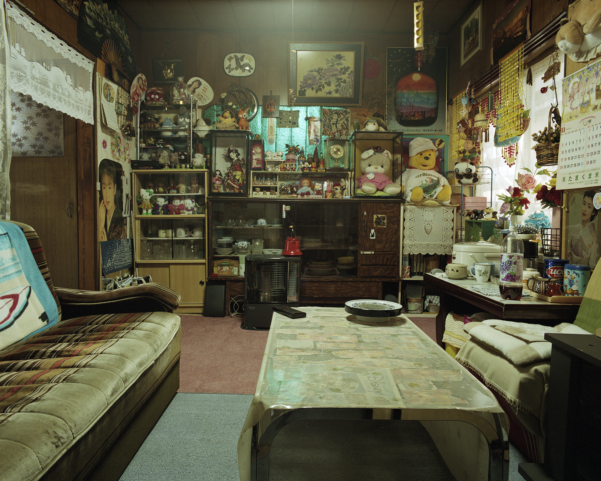 Aomori - the doll's house