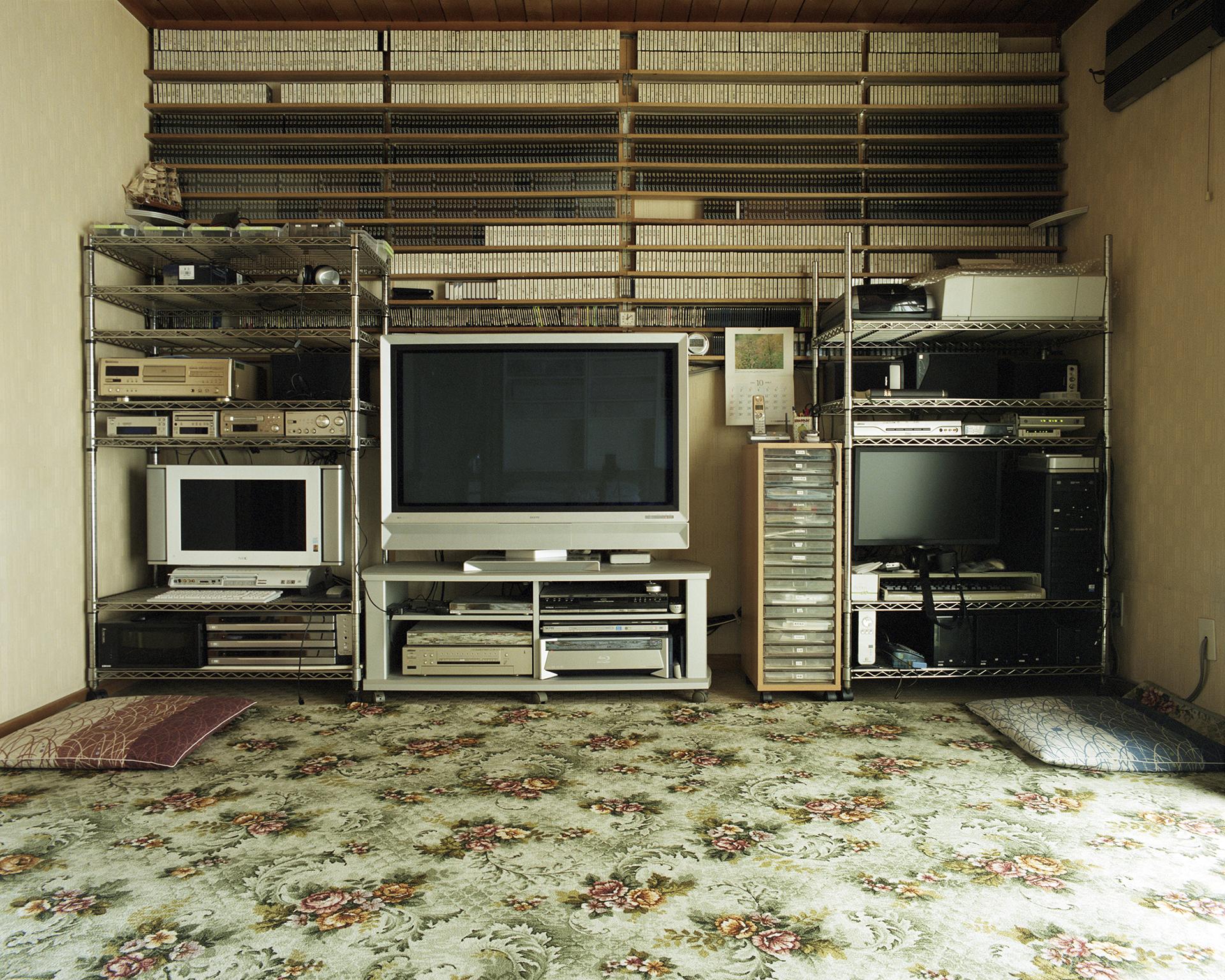 Aomori - video room