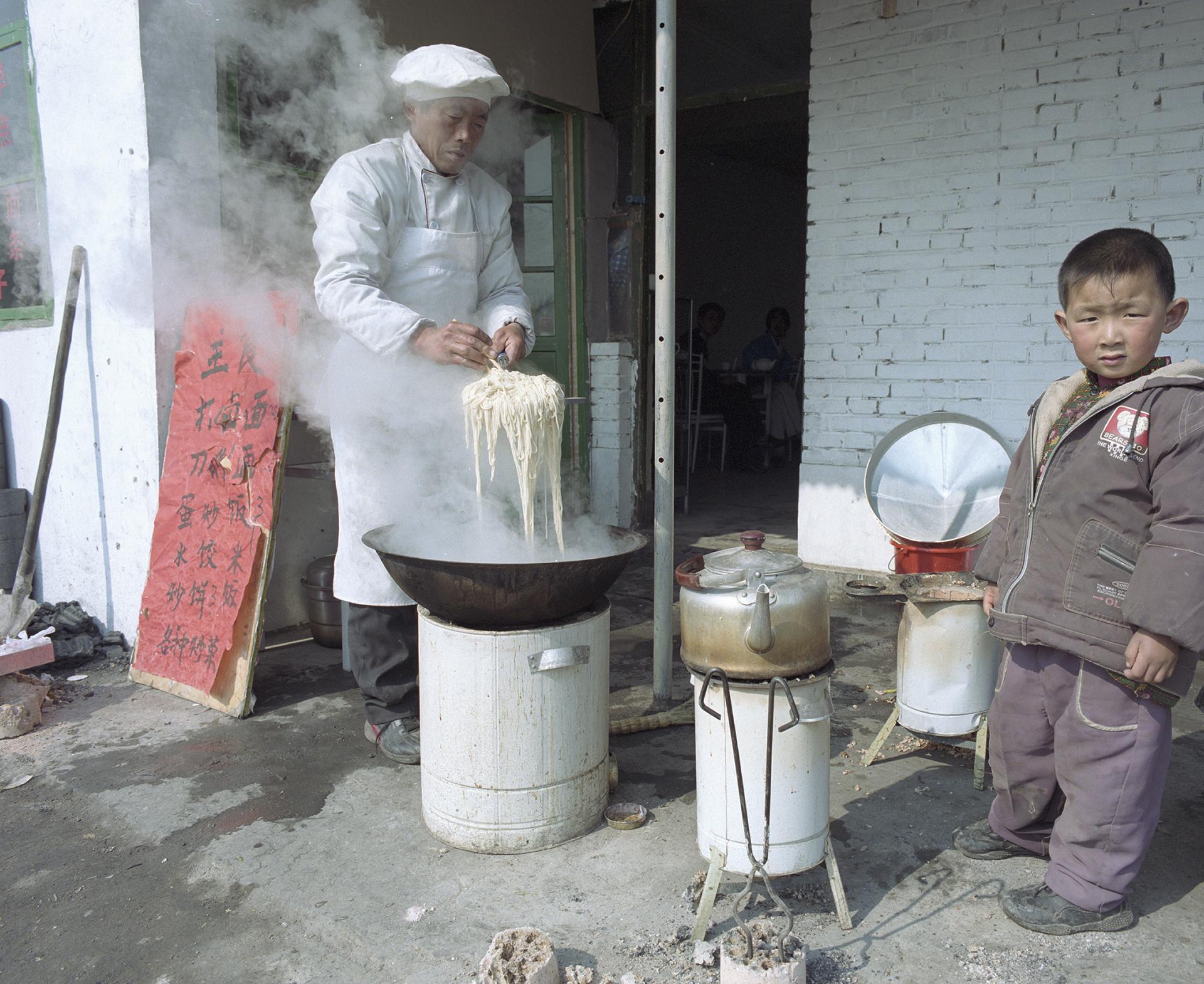 Beigao - cooking noodles
