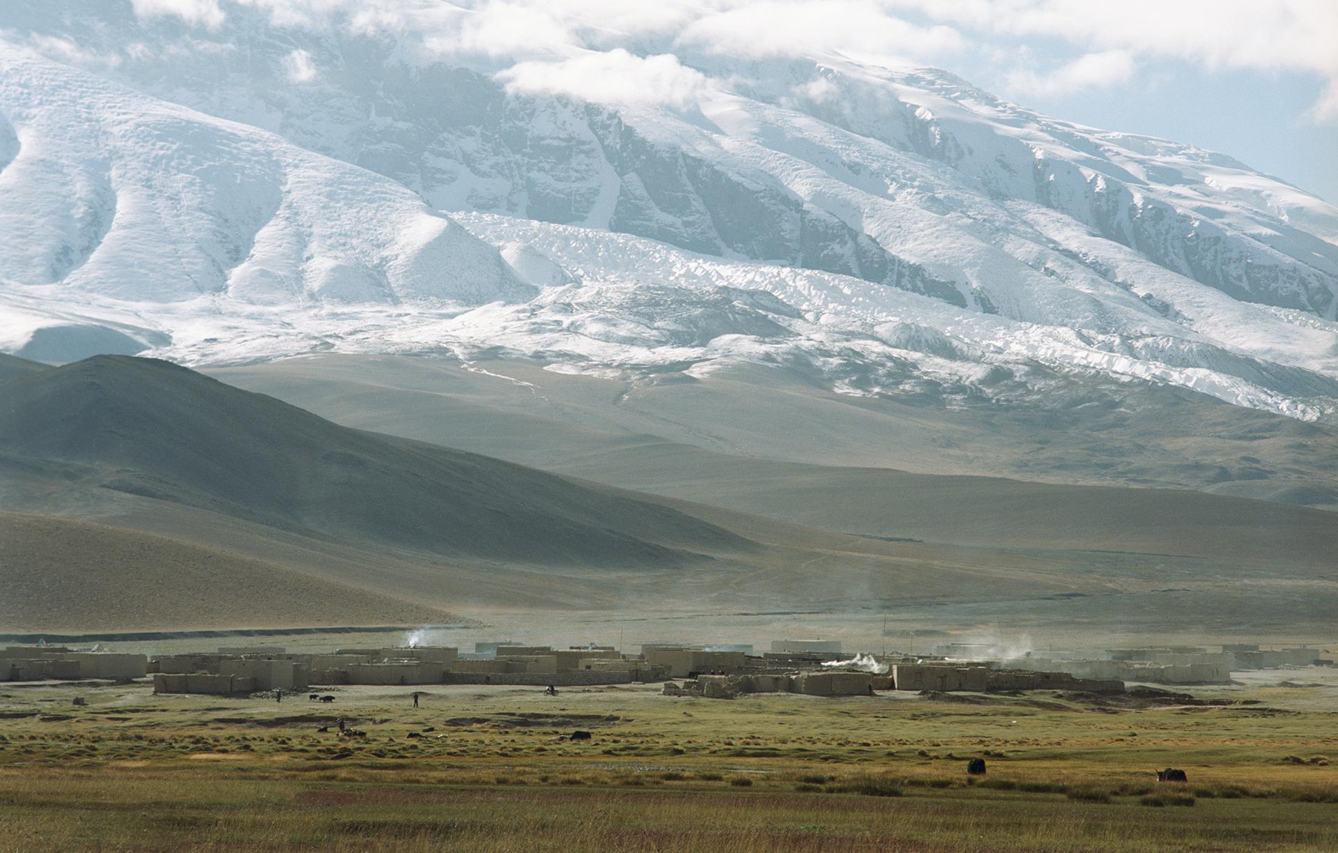 2007 Xinjiang - the Karaköl Plateau
