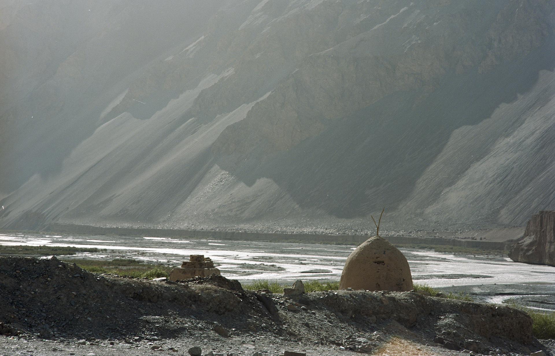 2007 Xinjiang - the Mazar onion.