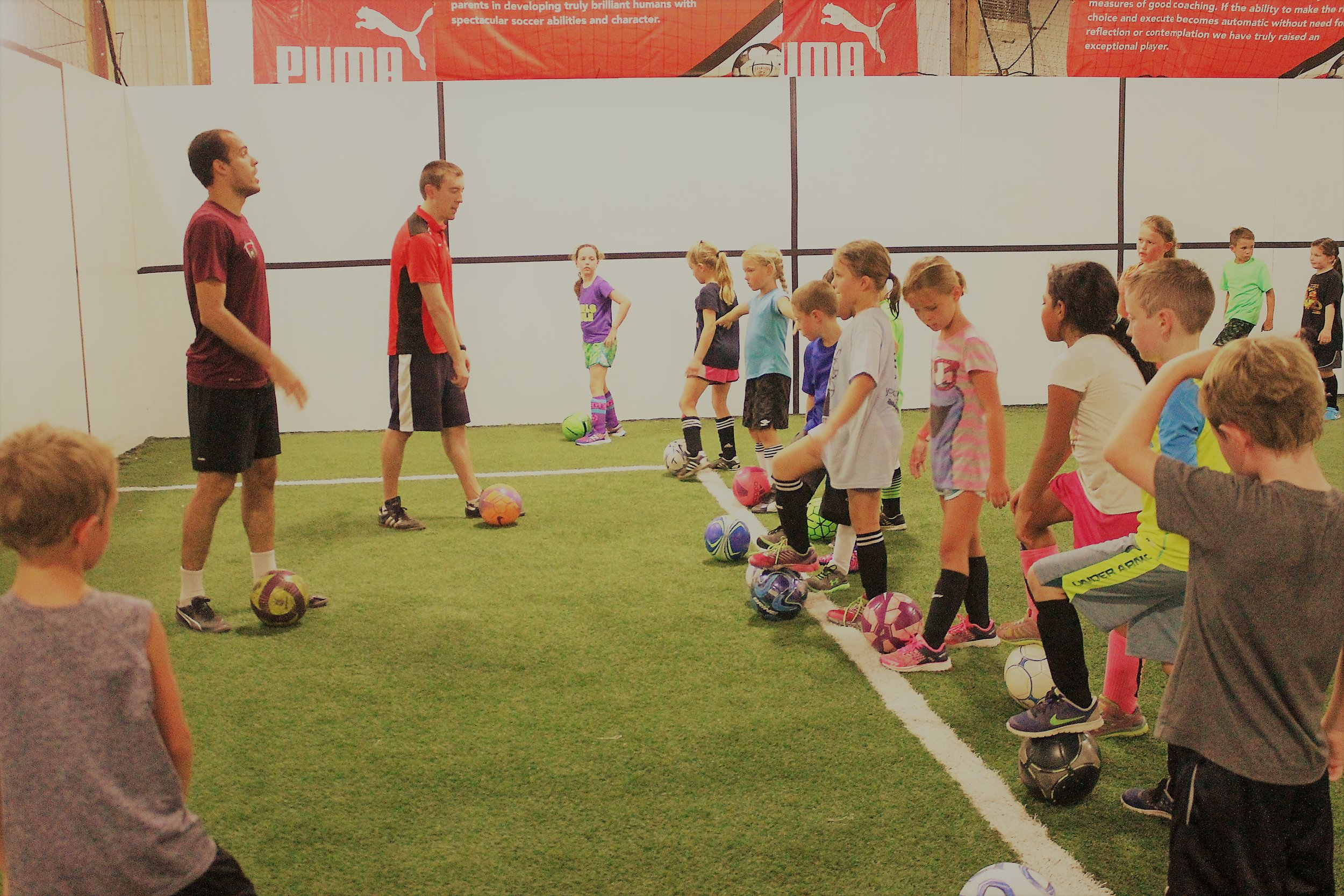 Academy training is for all ages!