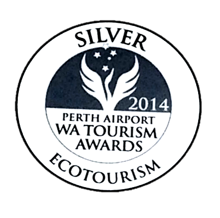 4. WA Tourism Awards - Silver 2014.png