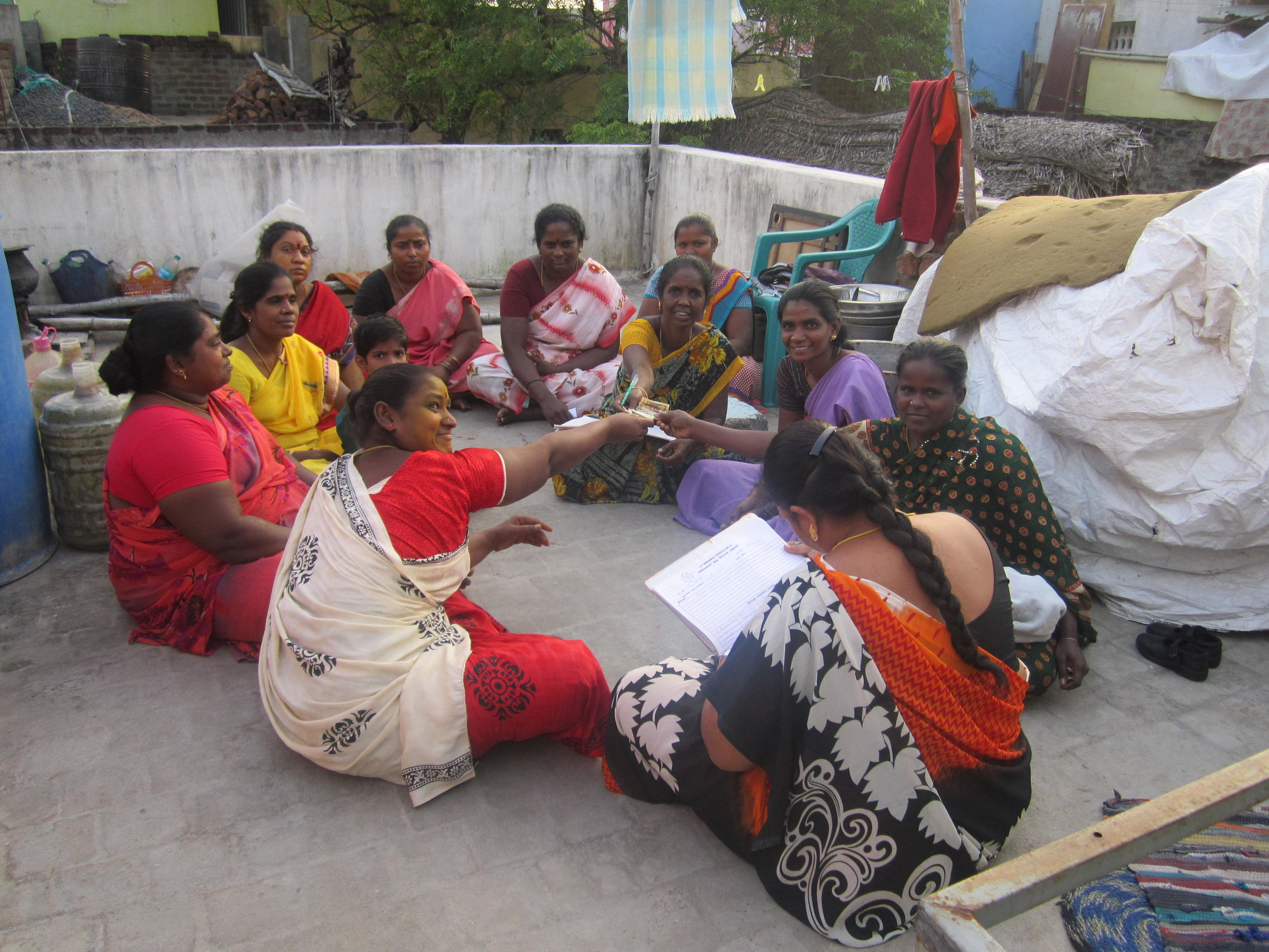 Velankanni Group Meeting Old Town.JPG