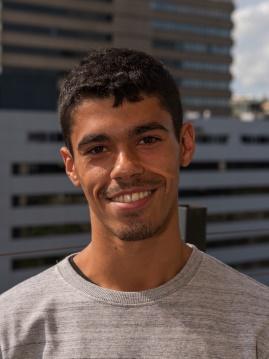 Francisco Camarneiro - 1st year Bachelor Dance