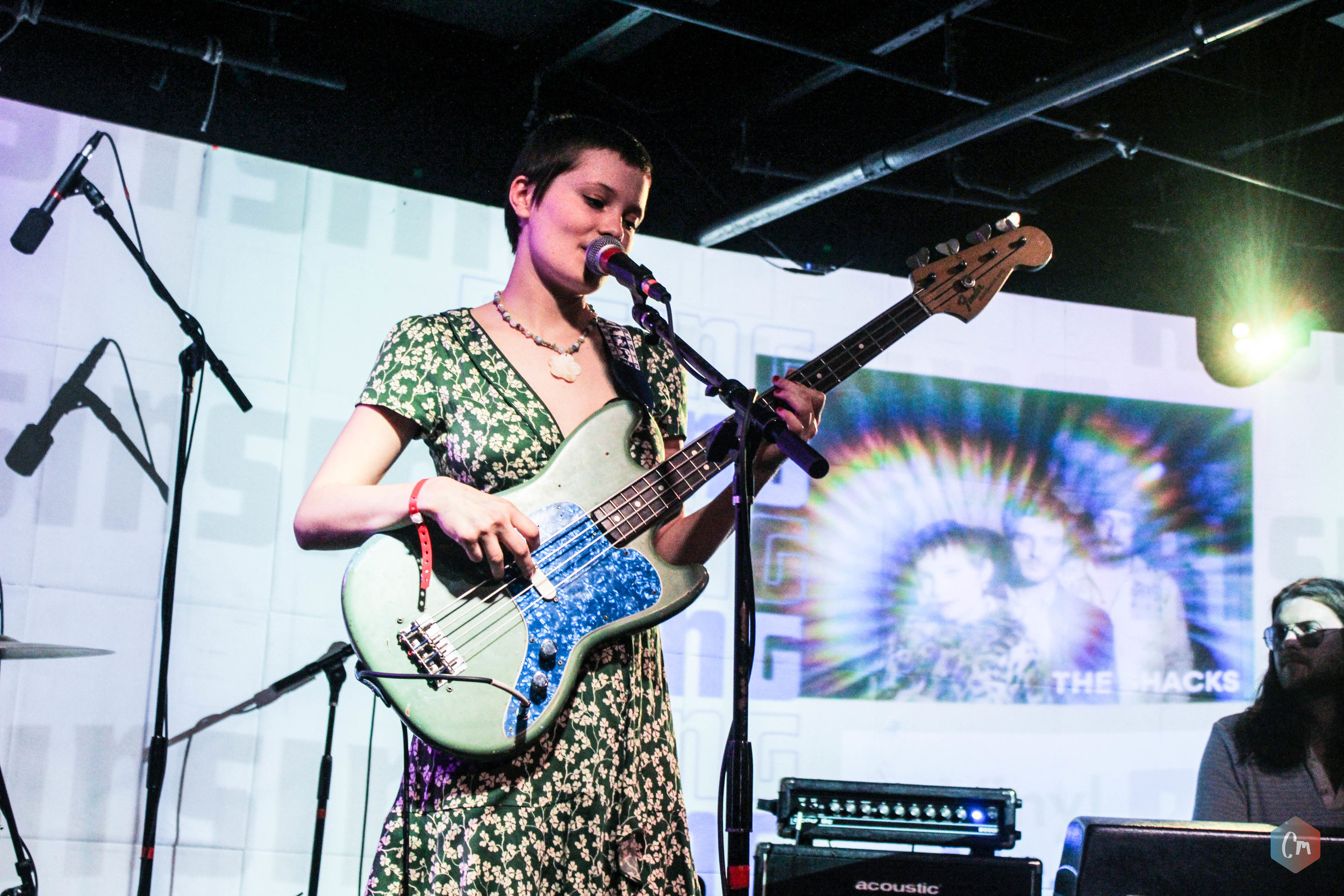 The Shacks at SXSW - Photo © Concentus Music - Reproduction without permission not permitted