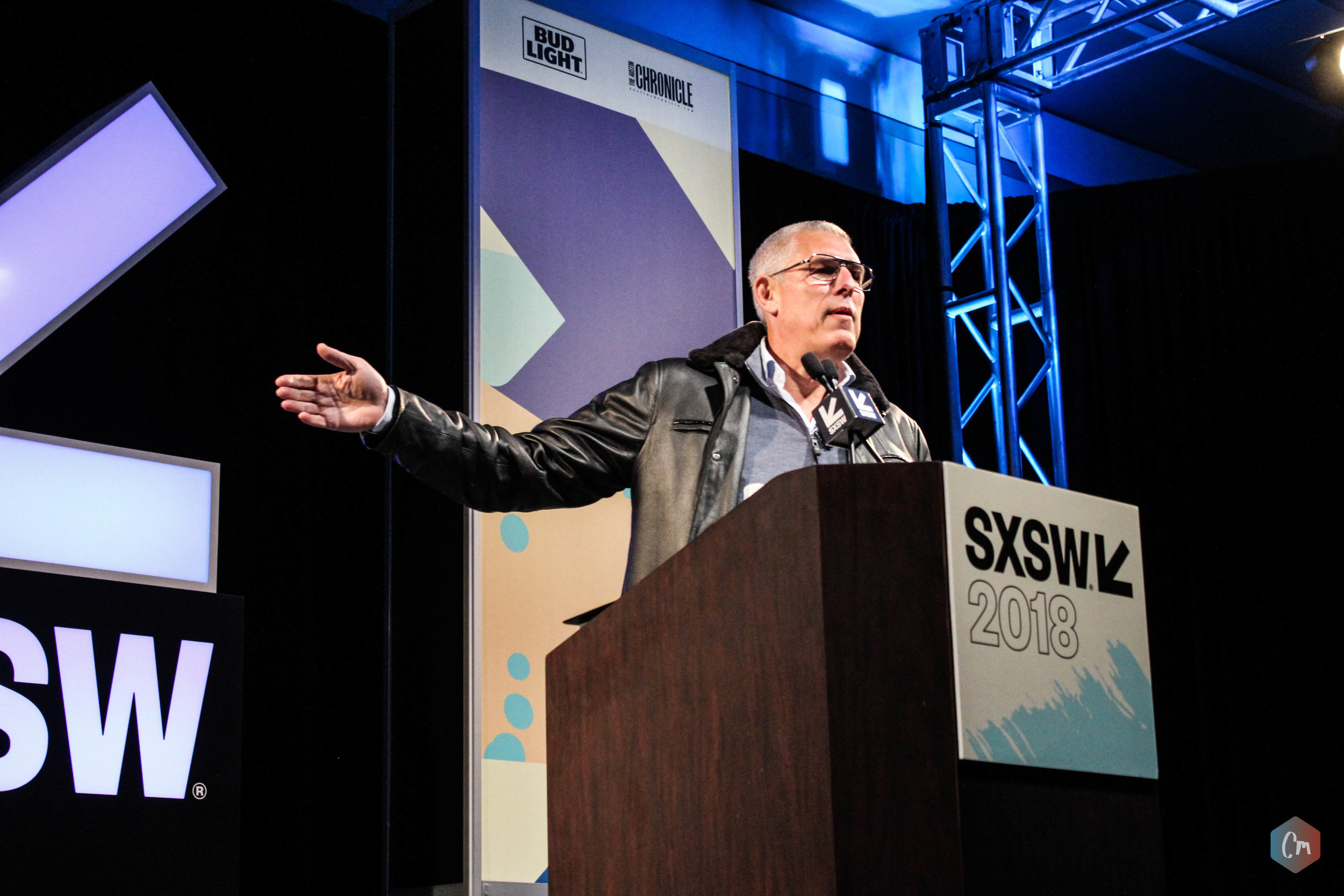 Lyor Cohen at SXSW - Photo © Concentus Music - Reproduction without permission not permitted
