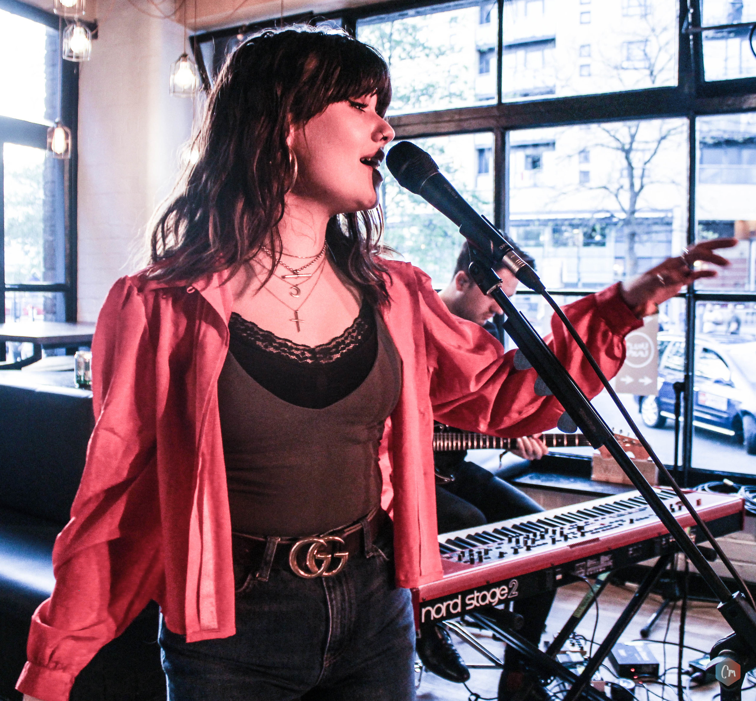 Lily Moore at Live at Leeds - Photo © Concentus Music - Reproduction without permission not permitted