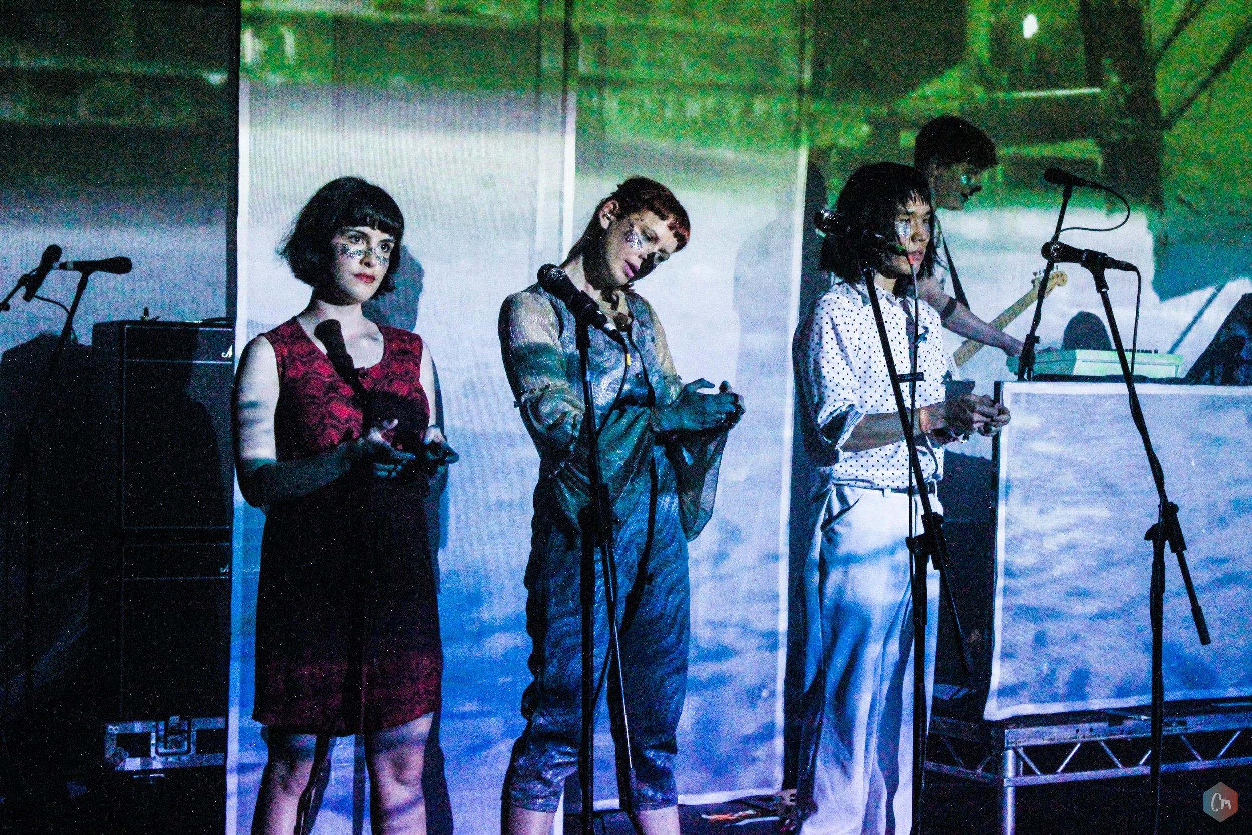 Superorganism at Live at Leeds - Photo © Concentus Music - Reproduction without permission not permitted