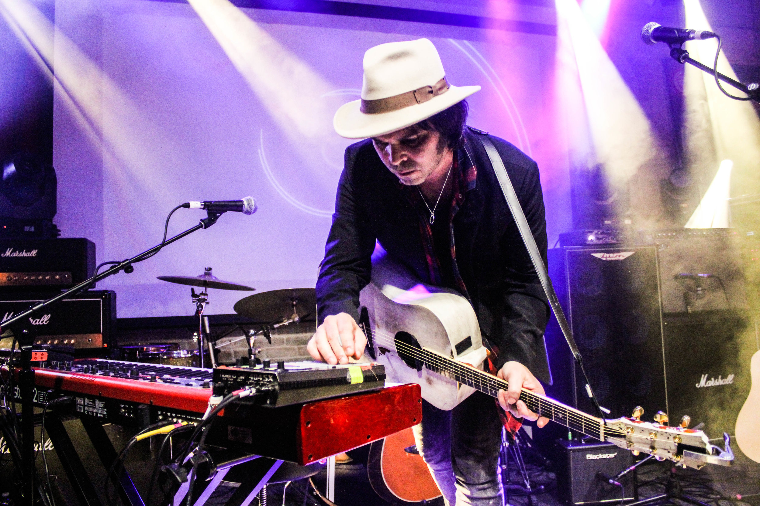 Gaz Coombes at SXSW - Photo © Concentus Music - Reproduction without permission not permitted