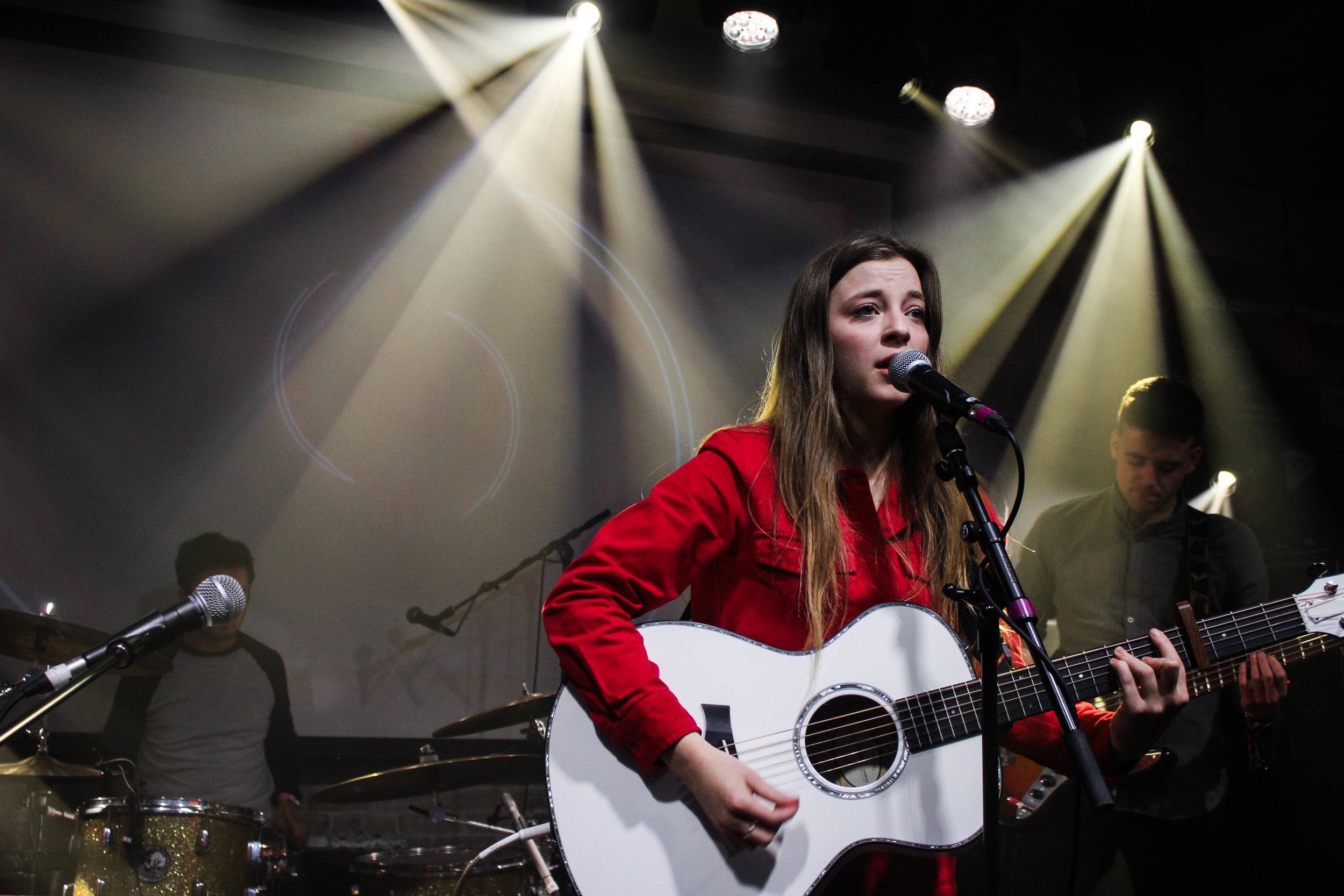Jade Bird at SXSW - Photo © Concentus Music - Reproduction without permission not permitted