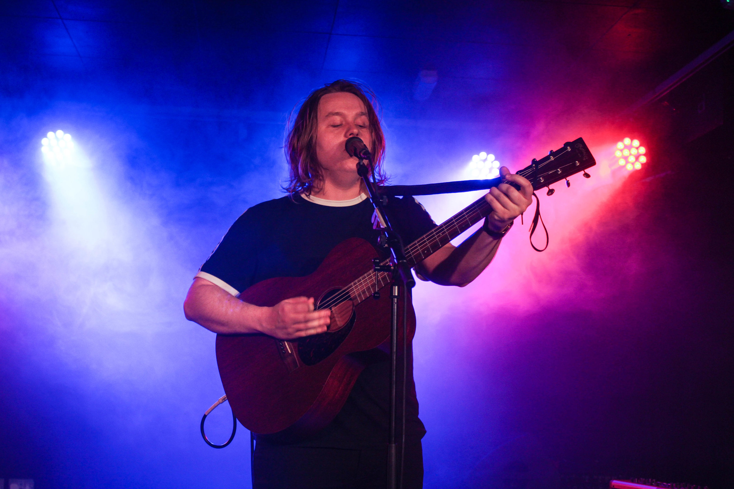 Lewis Capaldi - Photo © Concentus Music