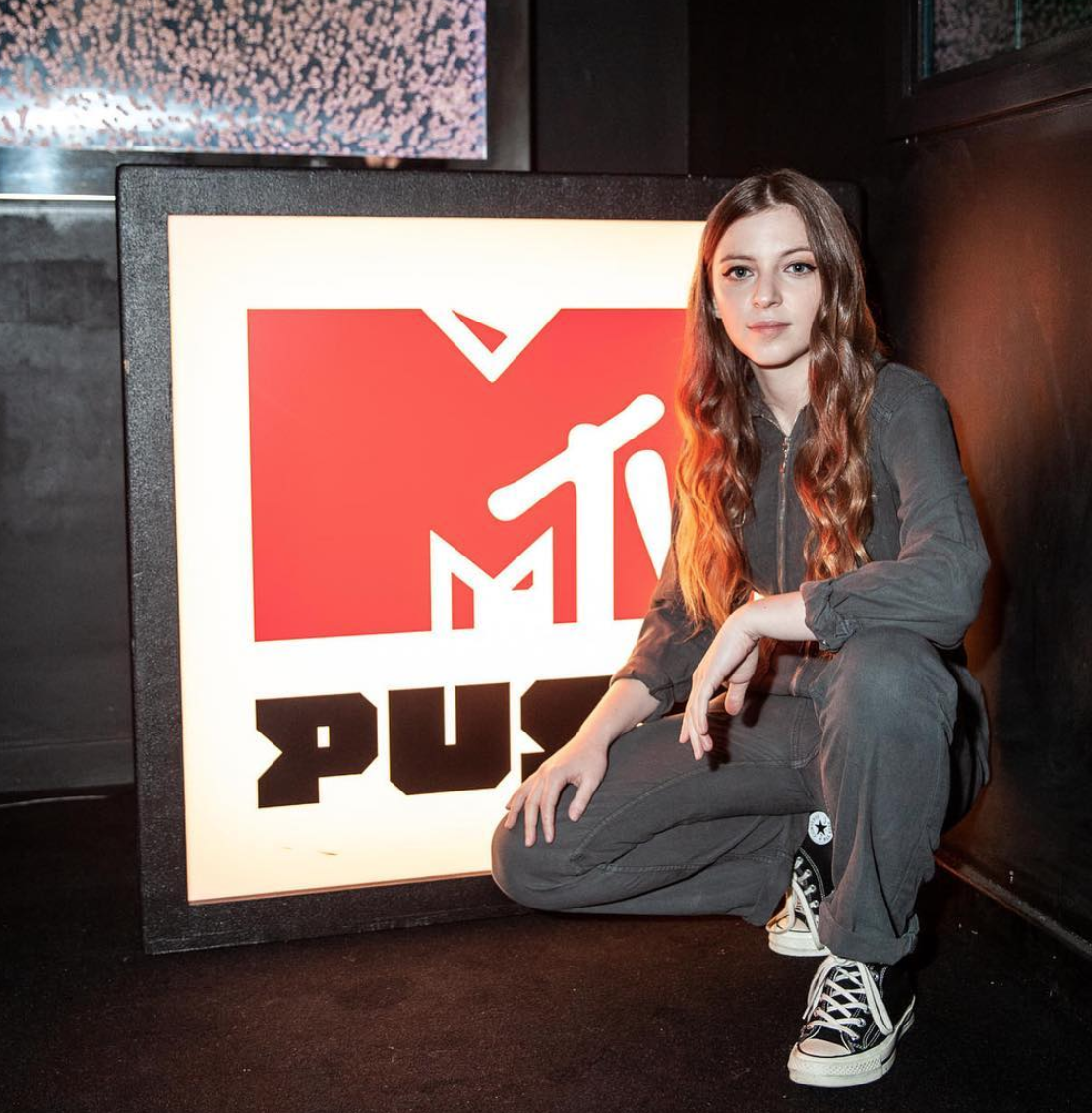 Photo: @MTVUK - Jade Bird at Tape London