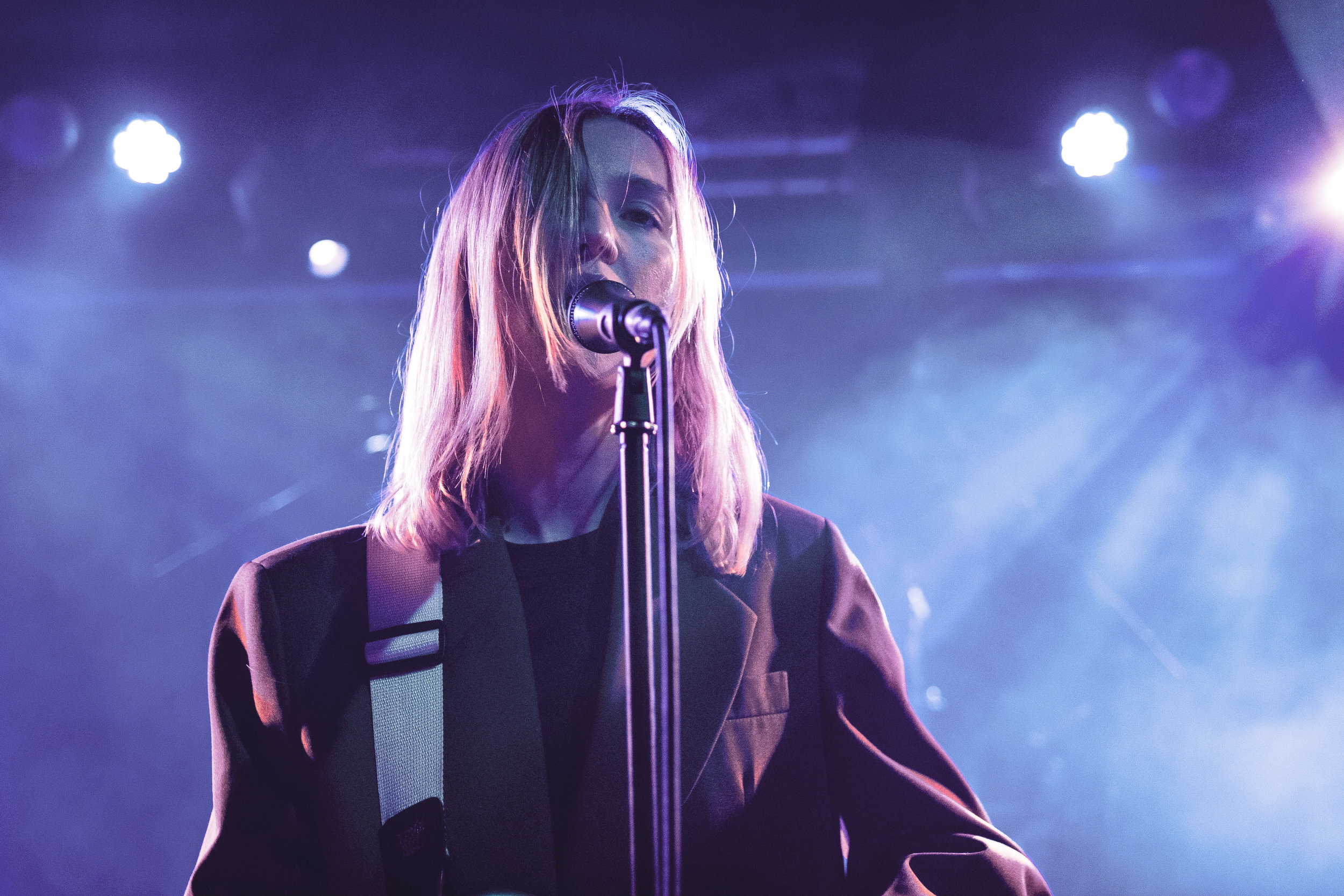 The Japanese House at Scala, London - Photo © Concentus Music - Maddie Rome