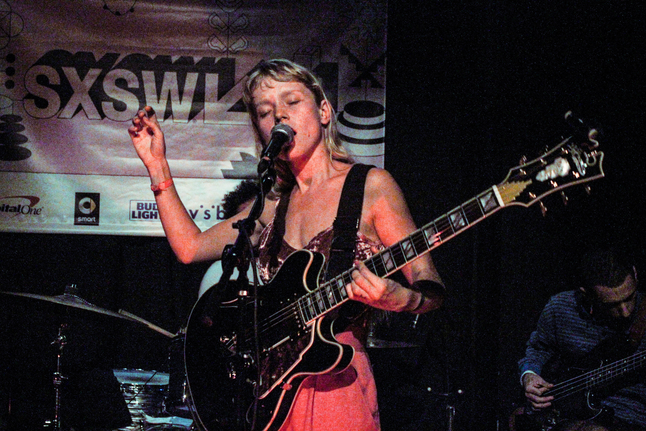 Photo © Concentus Music - Alice Phoebe Lou at SXSW