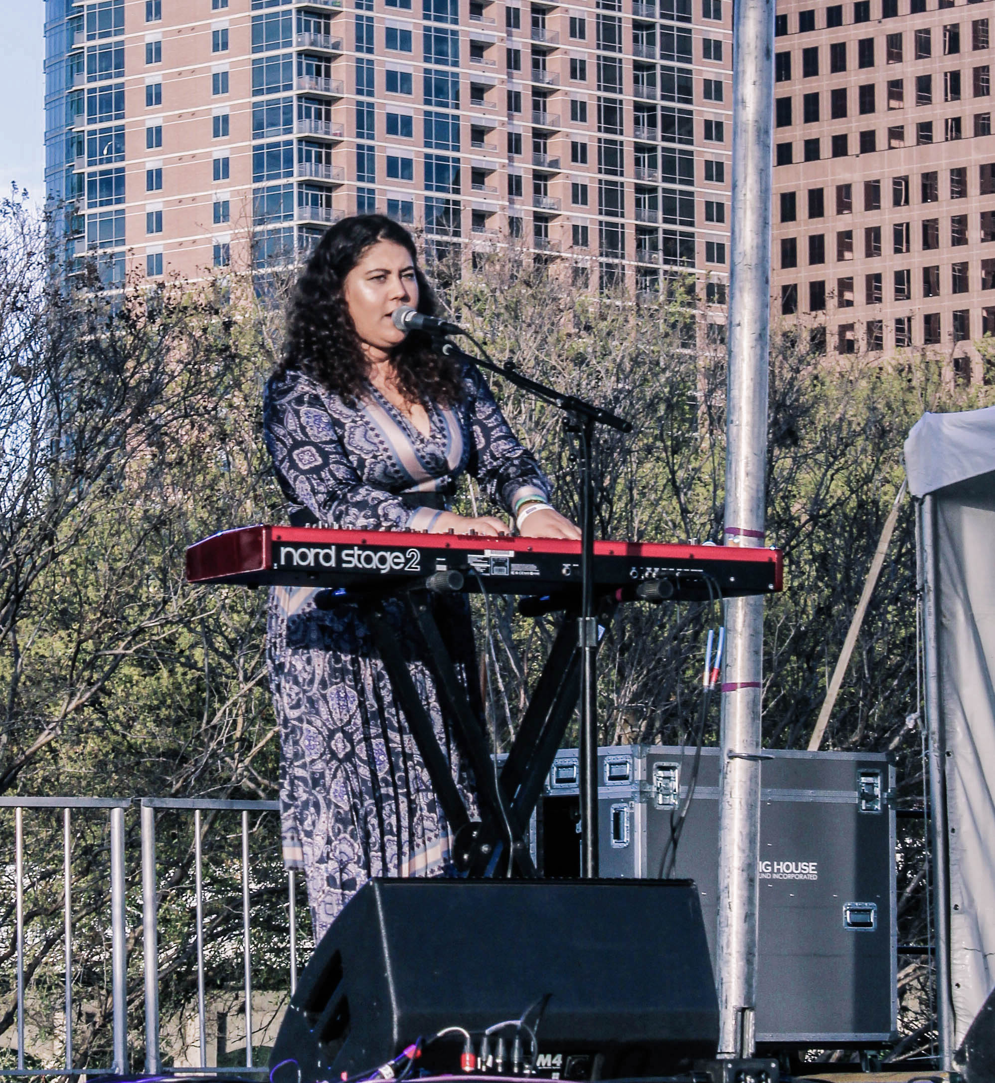 Photo © Concentus Music - Odette at SXSW