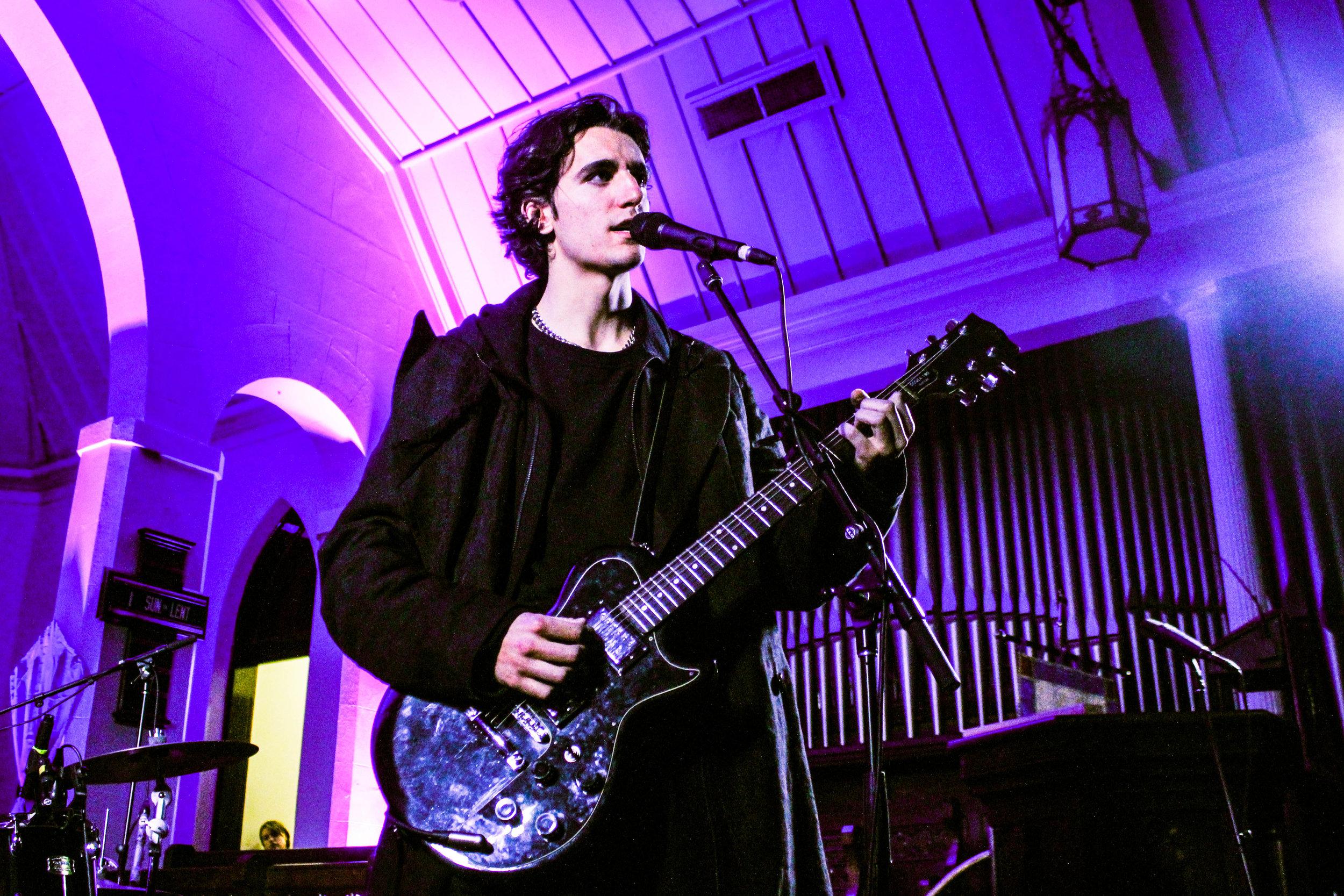 Photo © Concentus Music - Tamino at SXSW