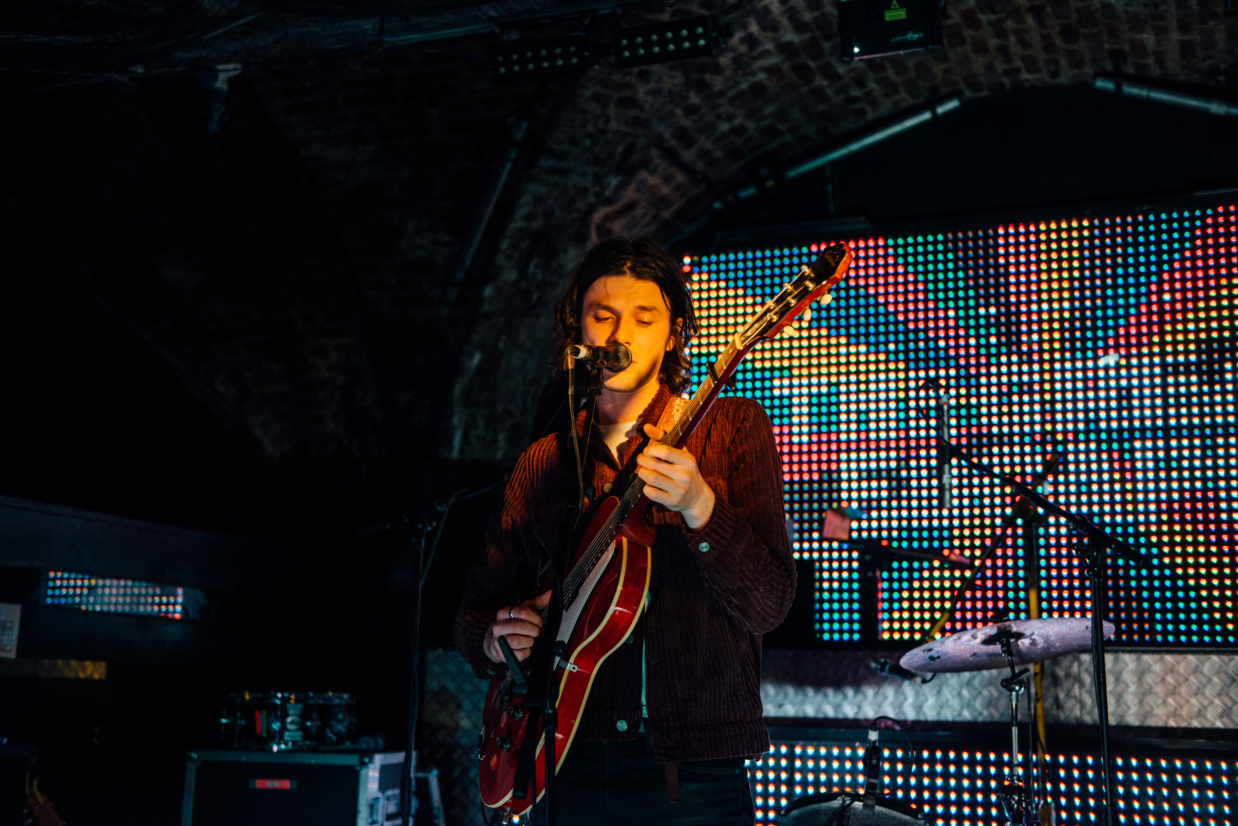 James Bay at The Great Escape - Photo Patrick Gunning